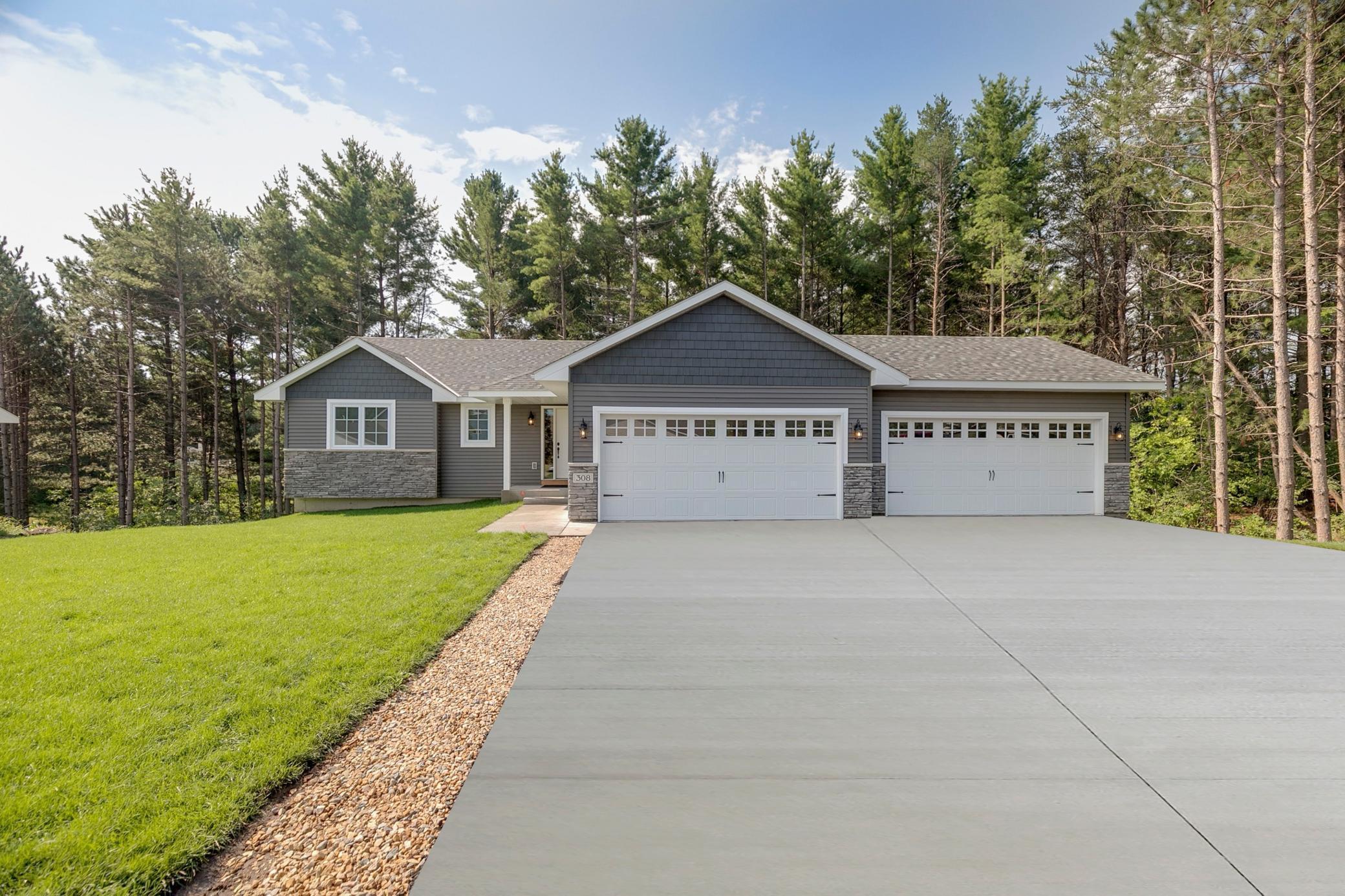 1353 Green Tree Drive Property Photo - Saint Croix Falls, WI real estate listing