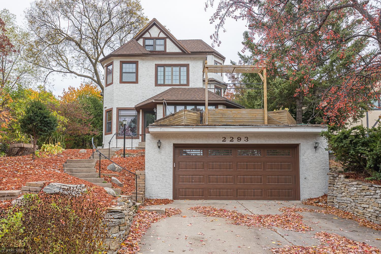 2293 Hillside Avenue Property Photo - Saint Paul, MN real estate listing