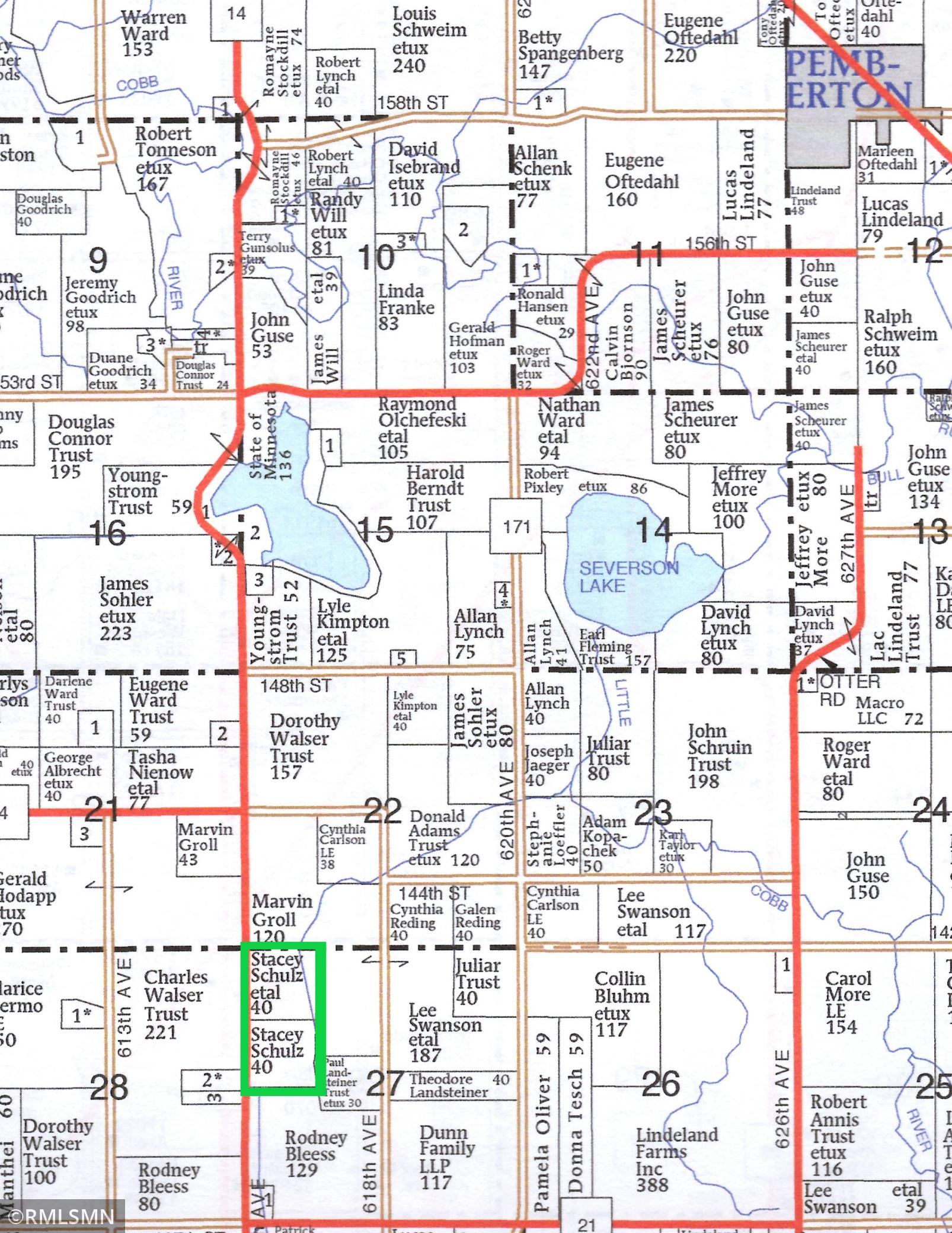 XXXX County 14 Property Photo - Medo Twp, MN real estate listing
