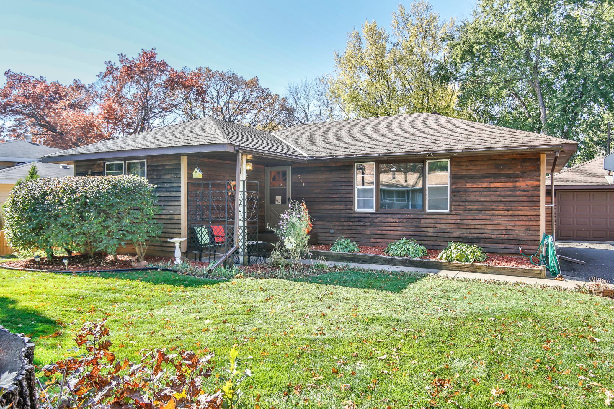 241 Galaxy Drive Property Photo - Circle Pines, MN real estate listing