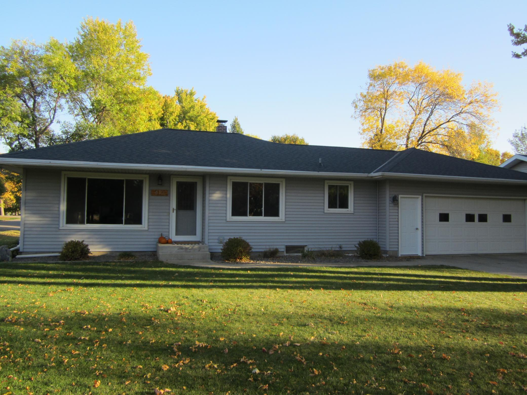 412 9th Avenue Property Photo - Clarkfield, MN real estate listing