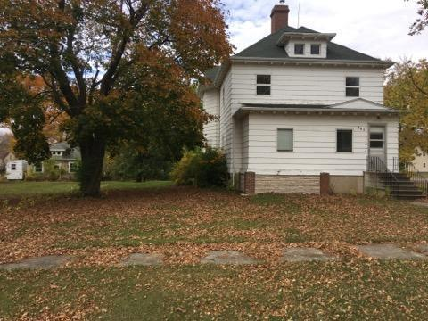 207 N Courthouse Avenue Property Photo - Jeffers, MN real estate listing