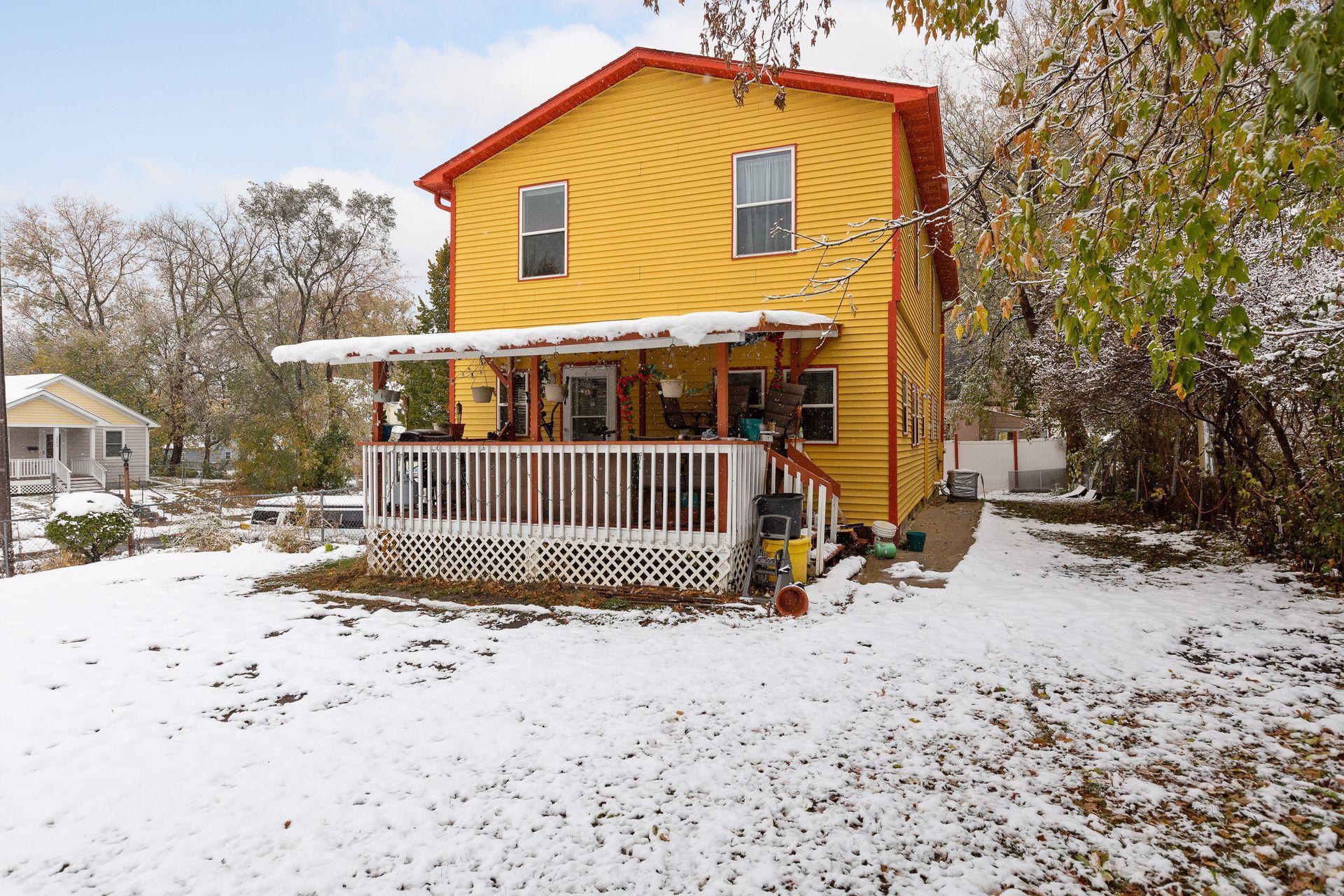 3905 Van Buren Street NE Property Photo - Columbia Heights, MN real estate listing