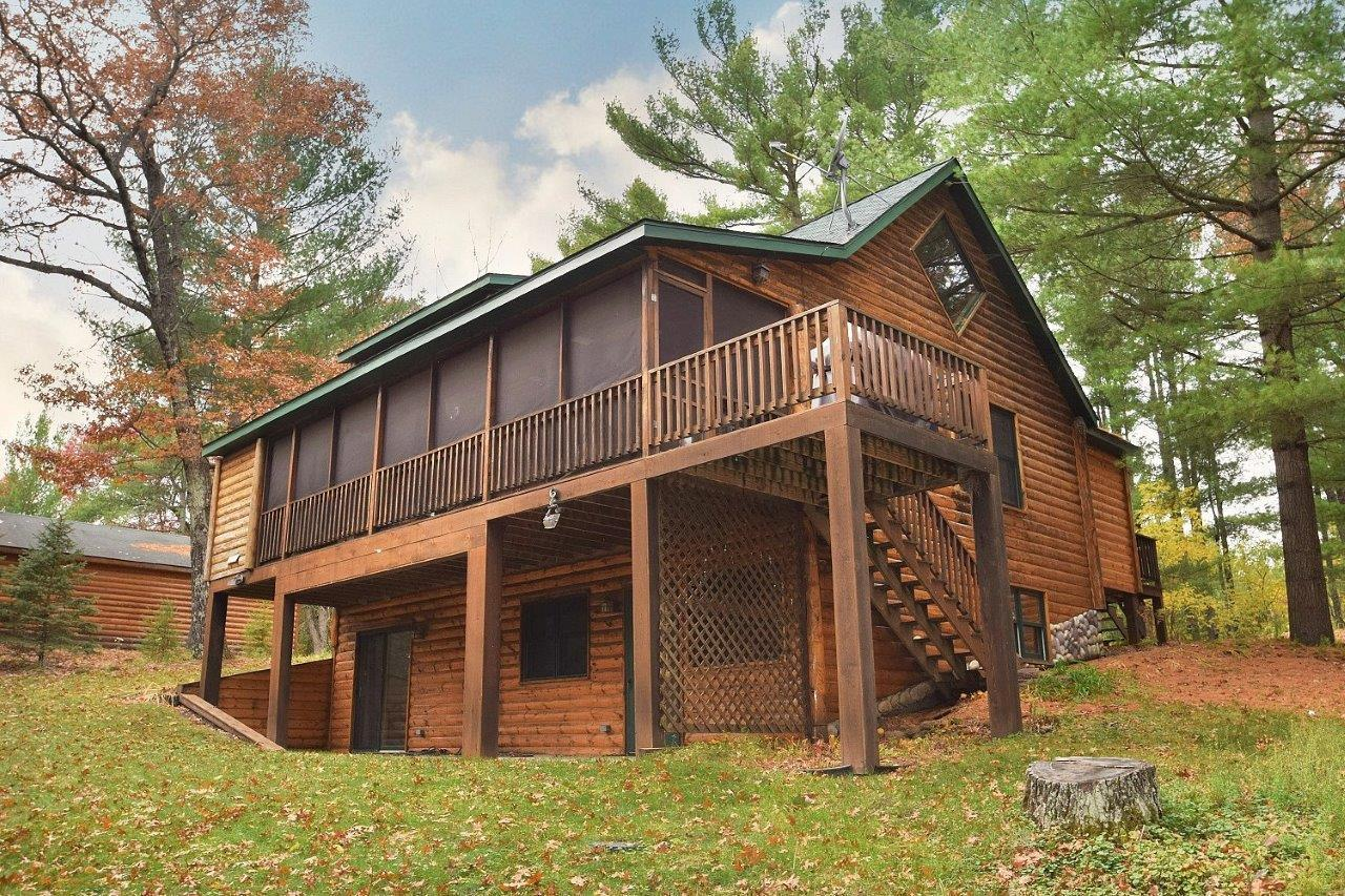 28288 E Bass Lake Road Property Photo - Danbury, WI real estate listing