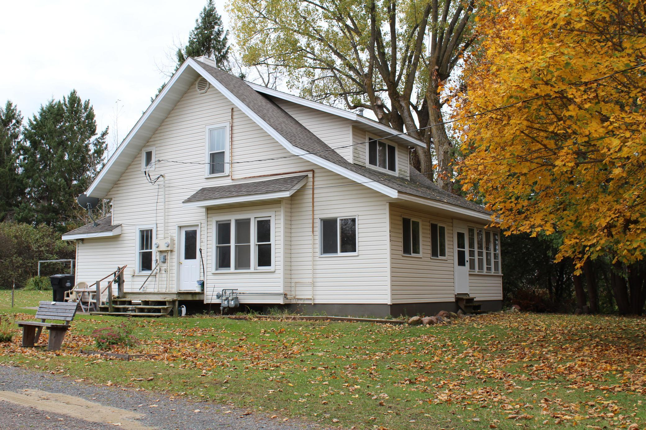 603 Oak Street W Property Photo - Frederic, WI real estate listing