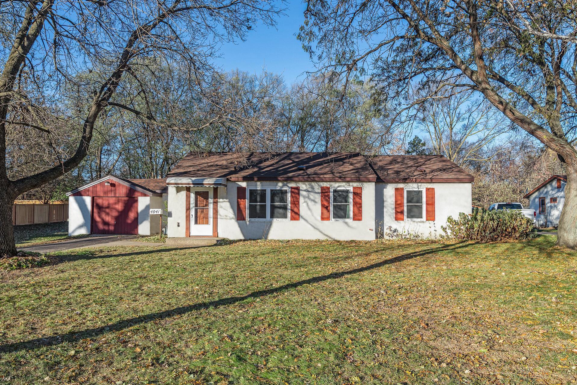 4041 Douglas Drive N Property Photo - Crystal, MN real estate listing