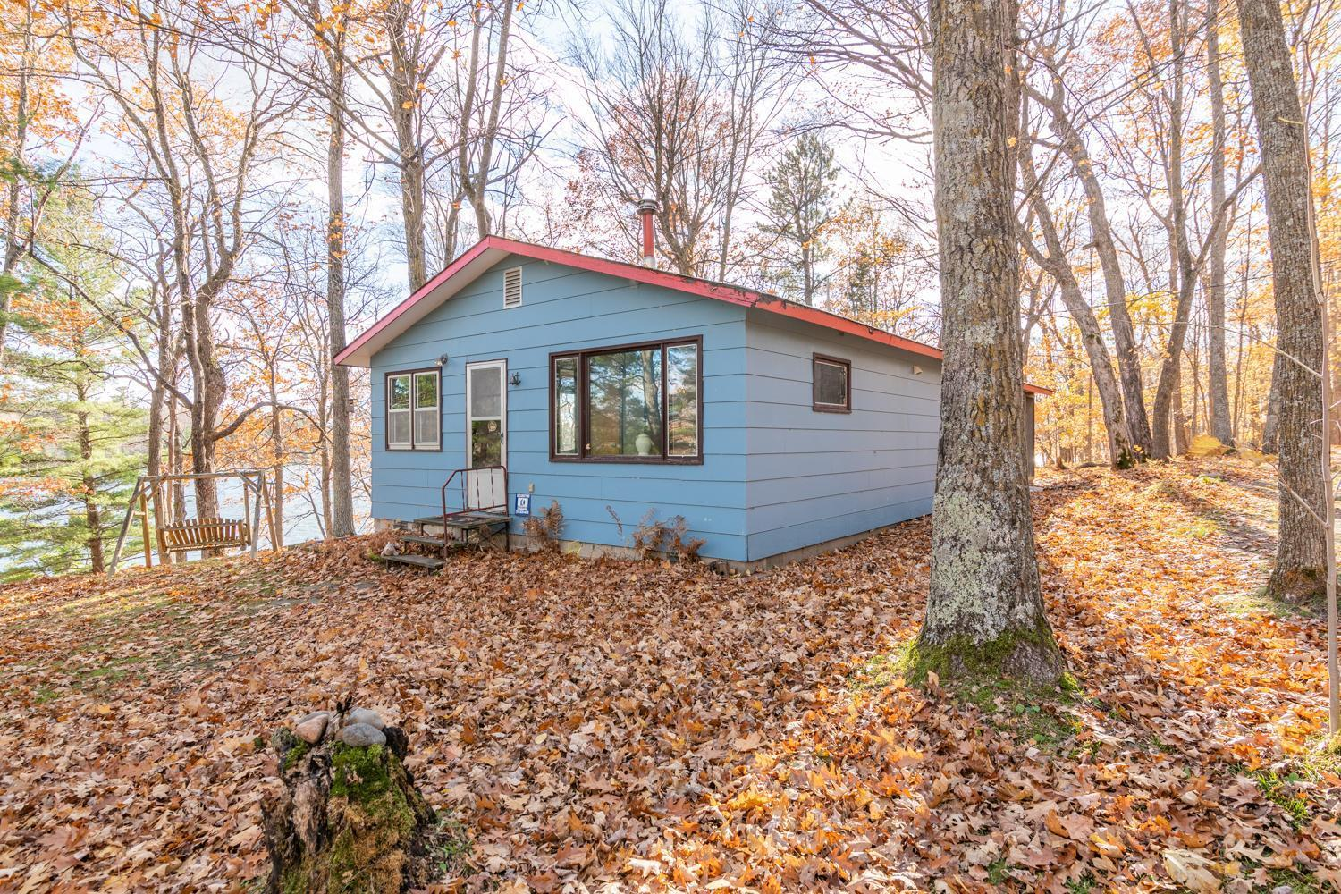 24391 Rogers Lake Road Property Photo - Emily, MN real estate listing