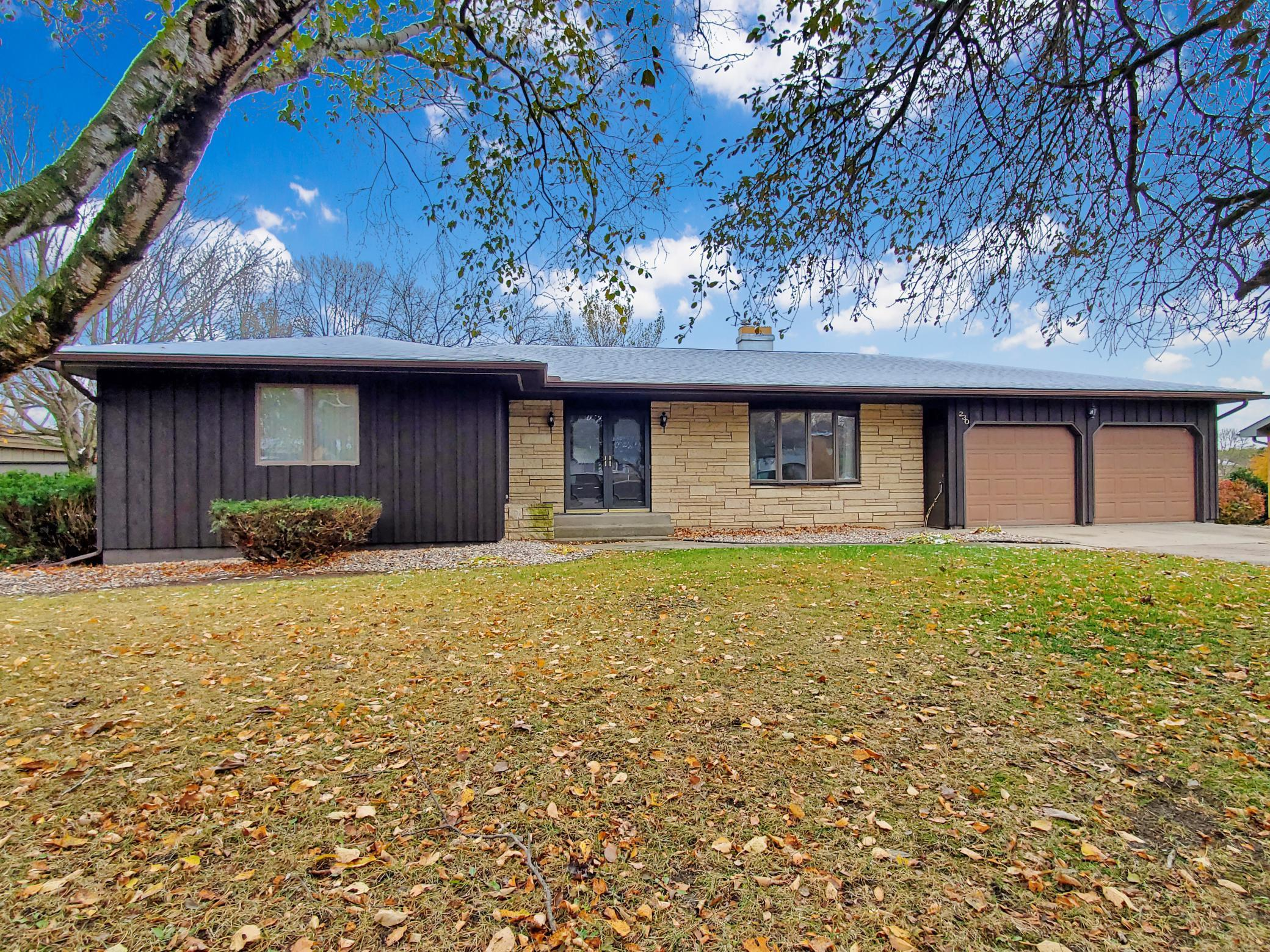 230 Country Club Drive Property Photo - Lewiston, MN real estate listing