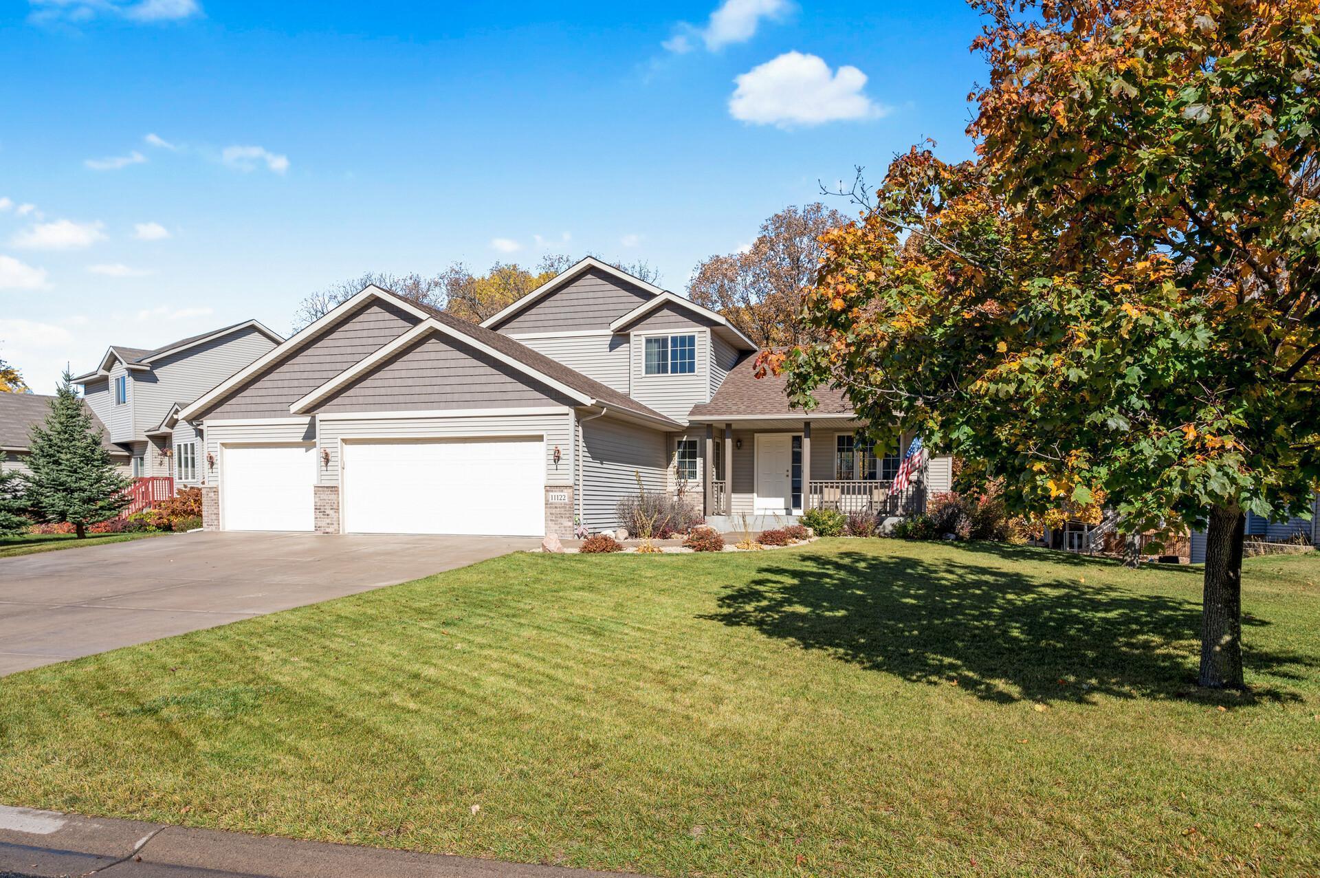 11122 12th Street NE Property Photo - Hanover, MN real estate listing