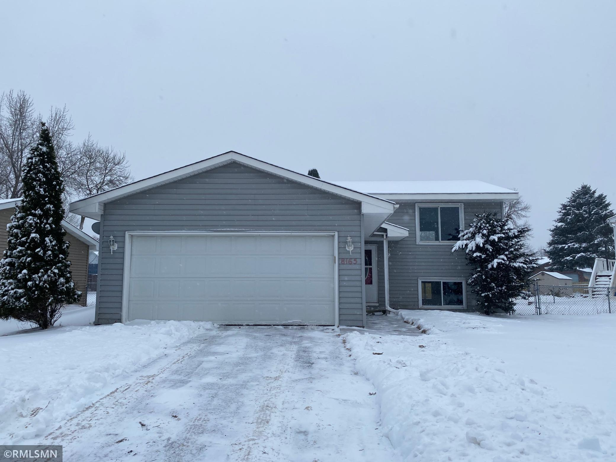 8165 James Avenue N Property Photo - Brooklyn Park, MN real estate listing