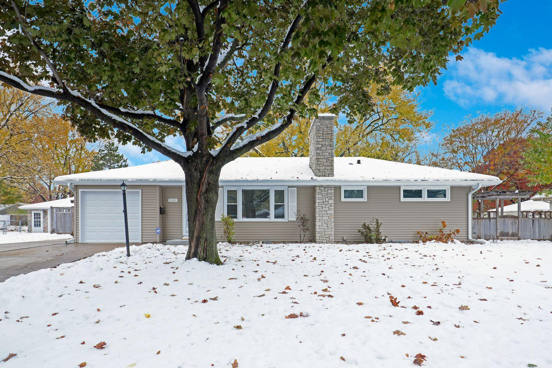 8108 Clinton Avenue S Property Photo - Bloomington, MN real estate listing