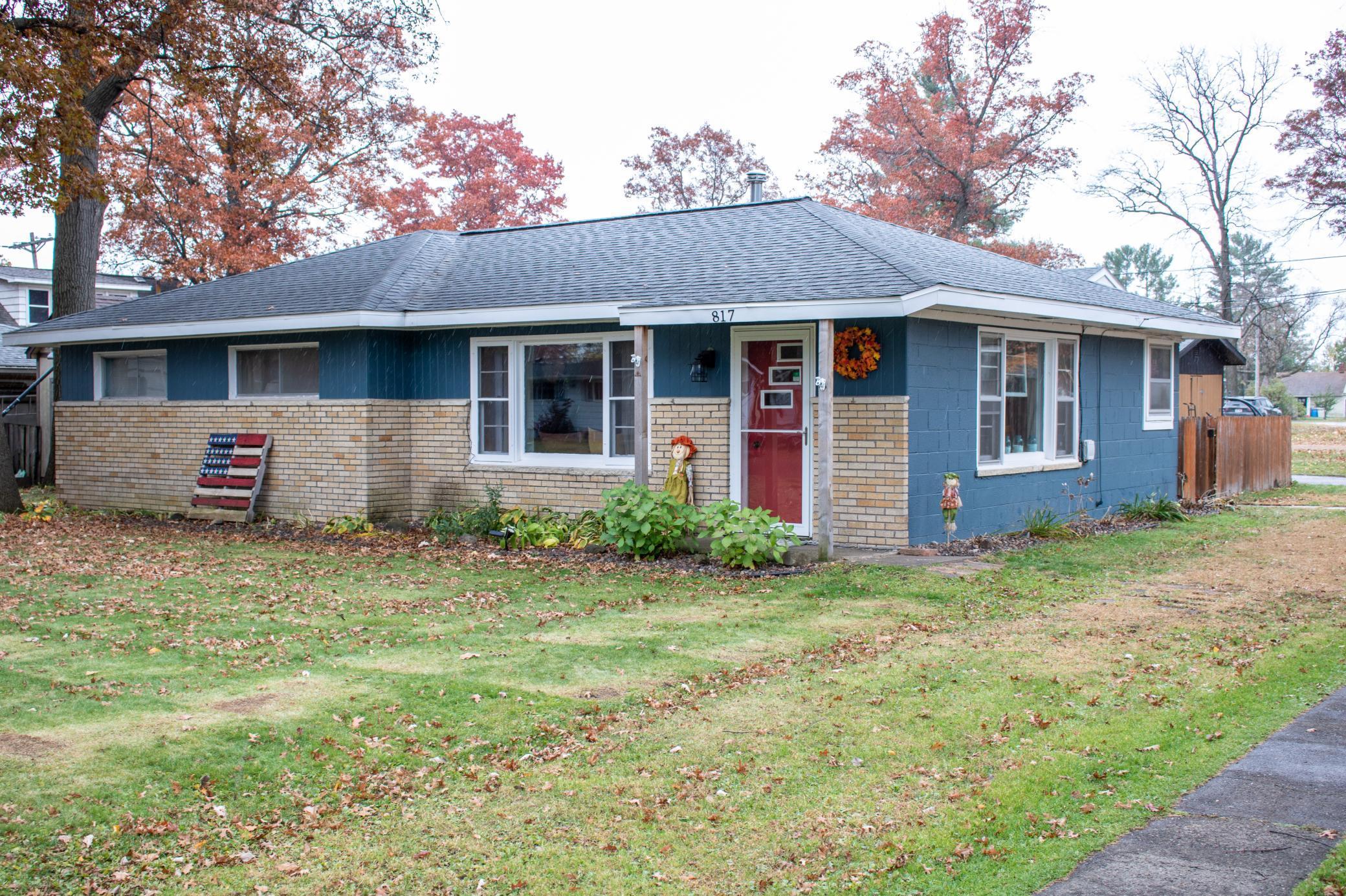 817 Schofield Street Property Photo - Chetek, WI real estate listing