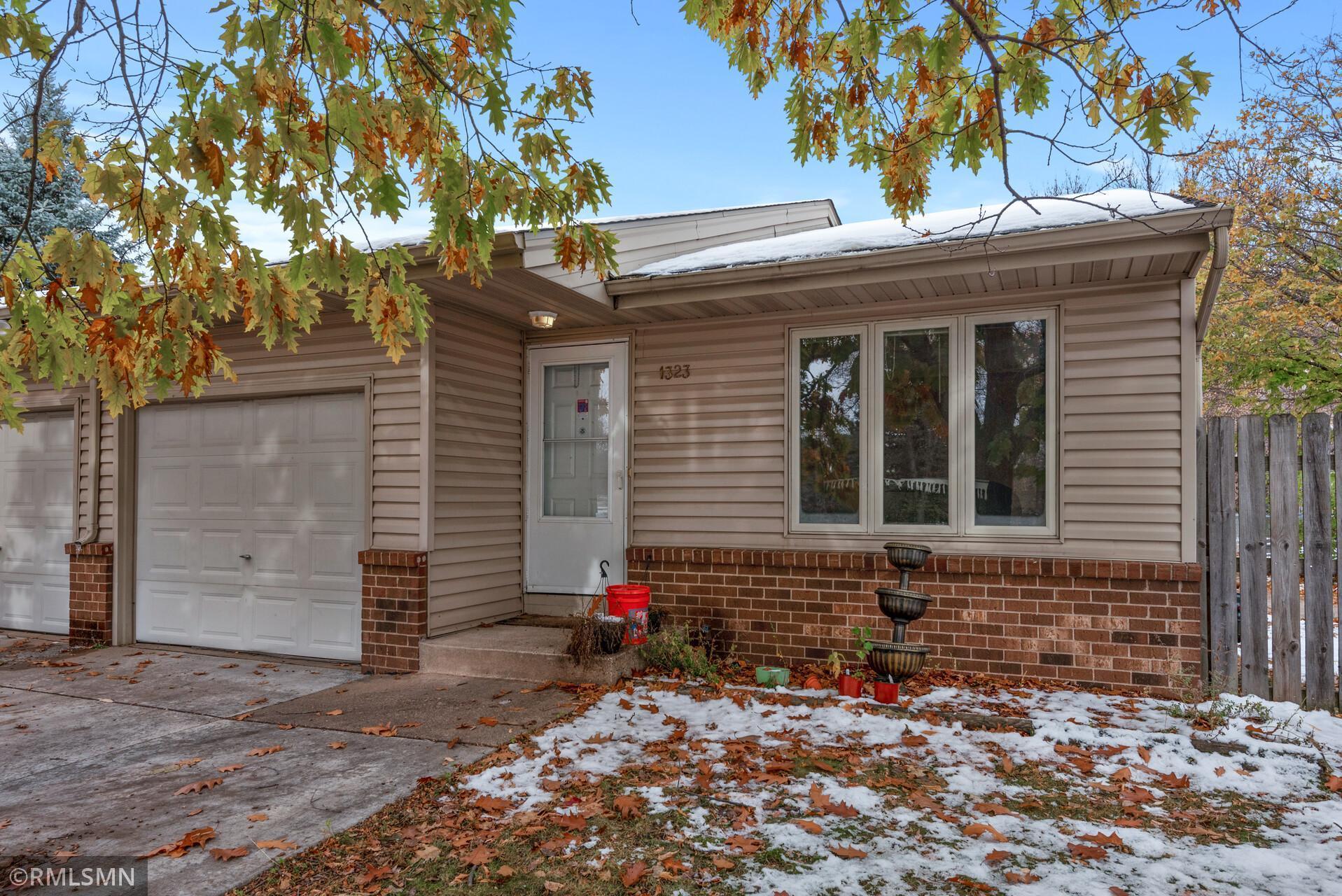 1313 73rd Avenue NE Property Photo - Fridley, MN real estate listing