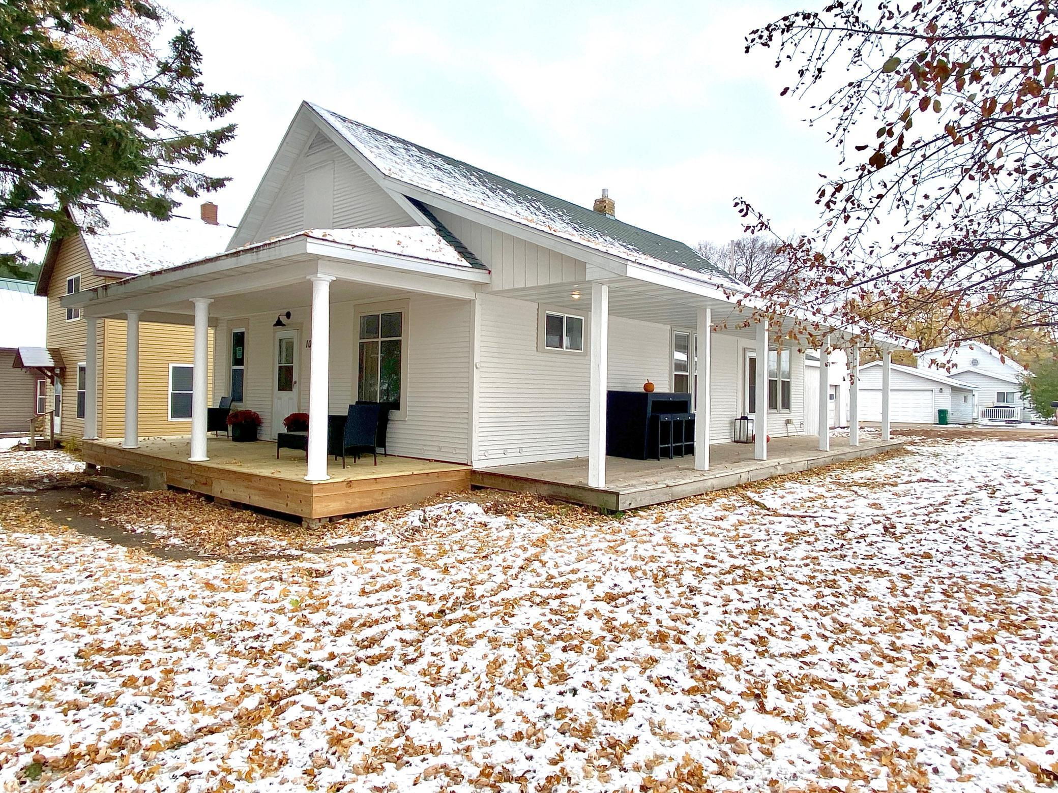 106 Kate Street Property Photo - Marble, MN real estate listing