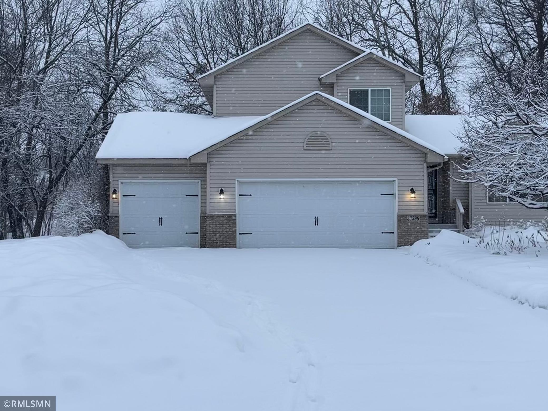 23598 Flora Court NW Property Photo - Saint Francis, MN real estate listing
