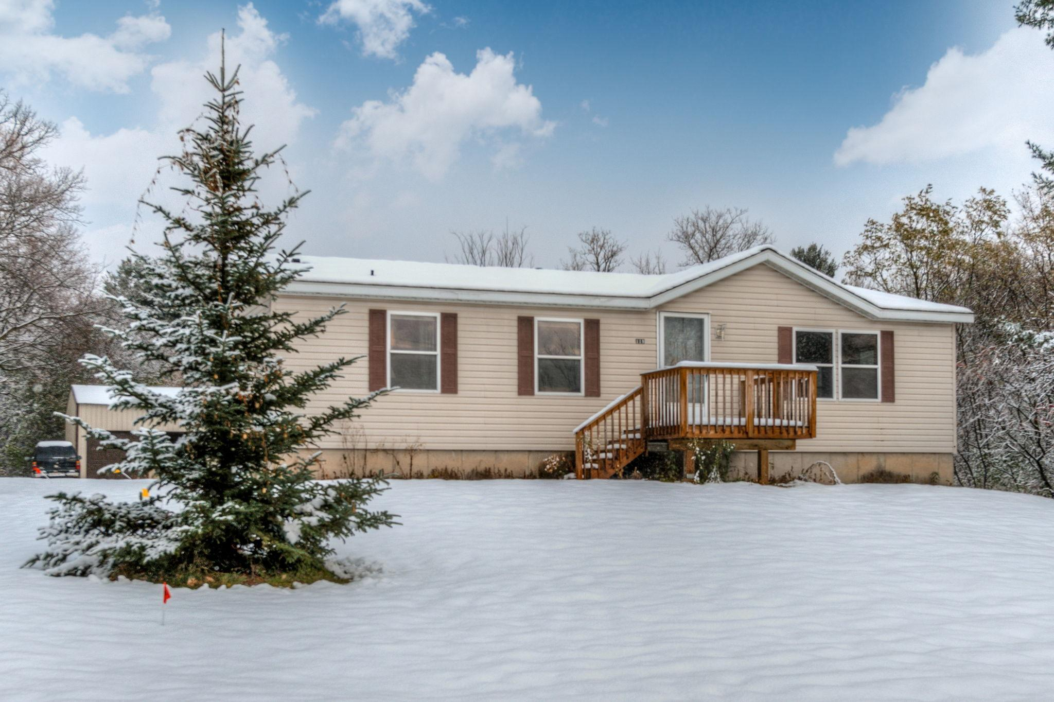 119 1st Avenue W Property Photo - Clear Lake, WI real estate listing