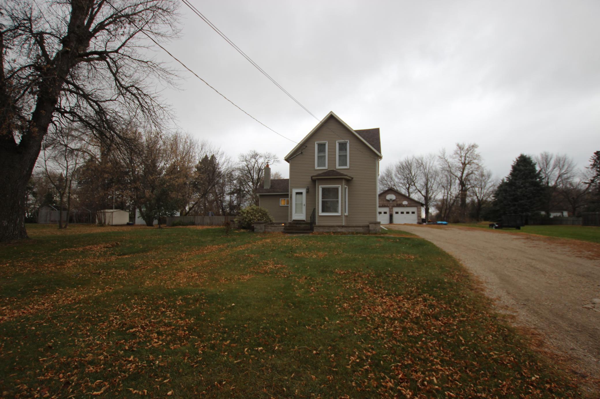 381 8th Street Property Photo - Hancock, MN real estate listing