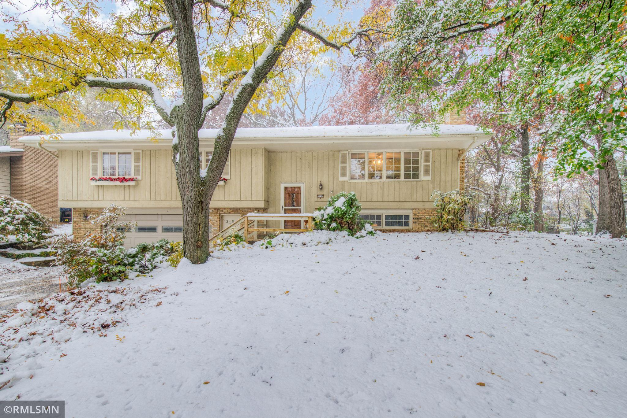 2150 Innsbruck Parkway Property Photo - Columbia Heights, MN real estate listing