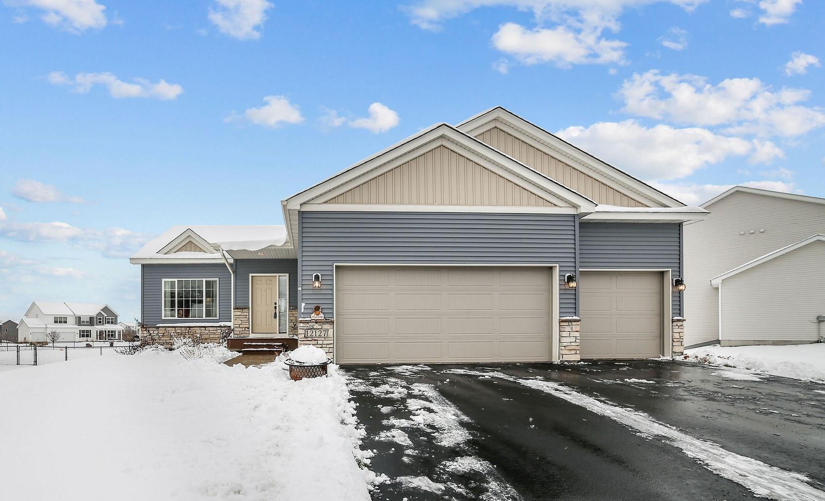 12127 78th Street NE Property Photo - Otsego, MN real estate listing