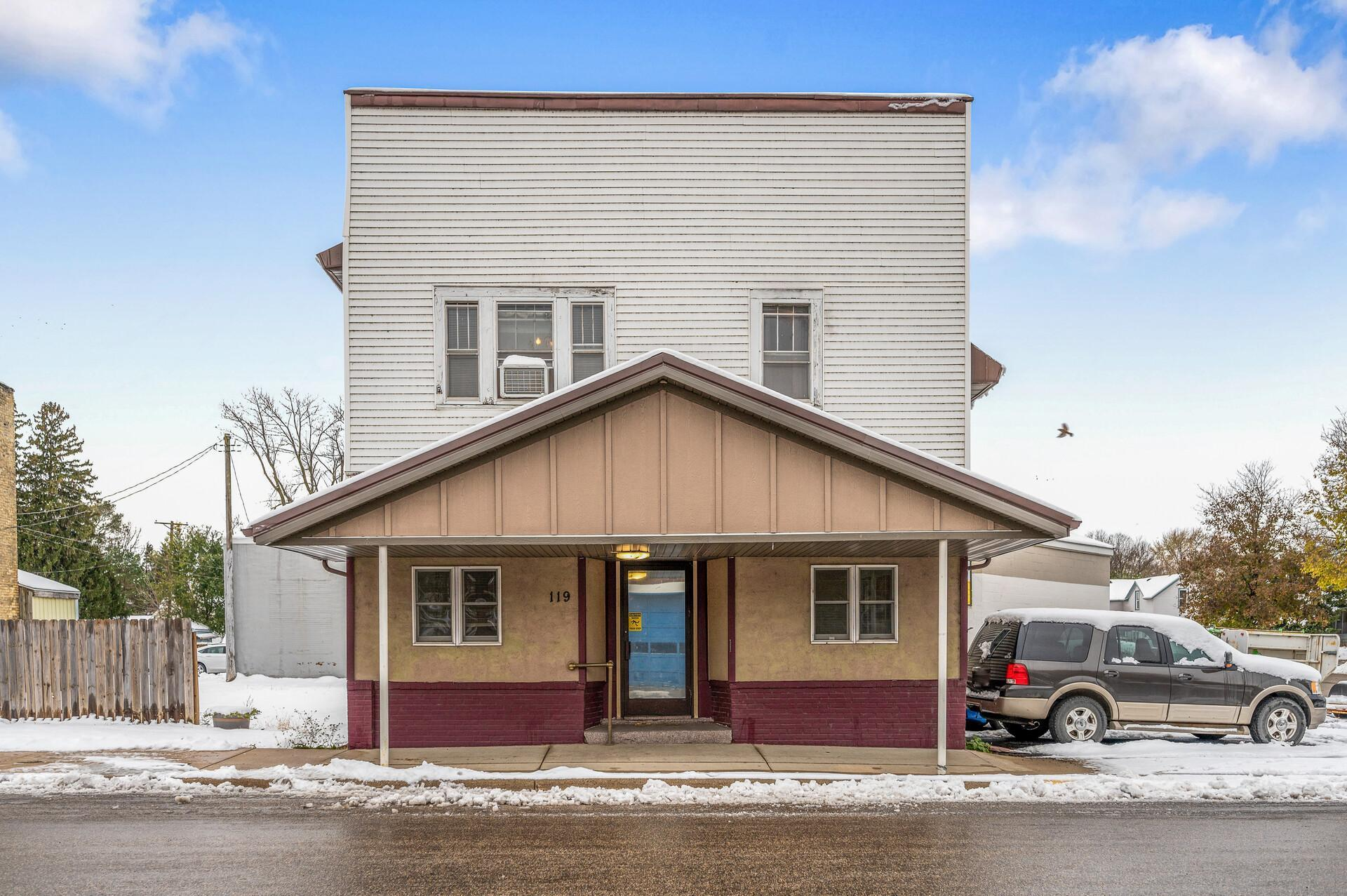 119 Division Street N Property Photo - Morristown, MN real estate listing