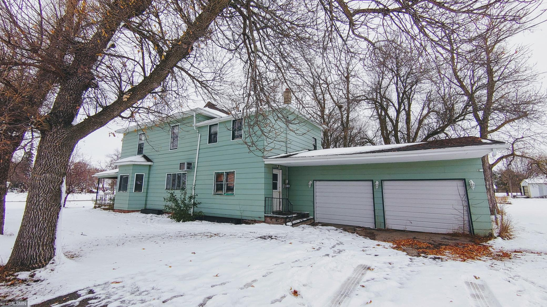 104 Cass Street E Property Photo - Dumont, MN real estate listing