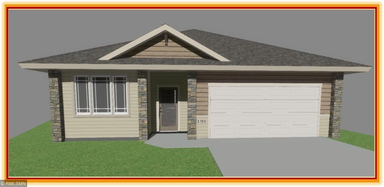 1166 115th Circle NE Property Photo - Blaine, MN real estate listing