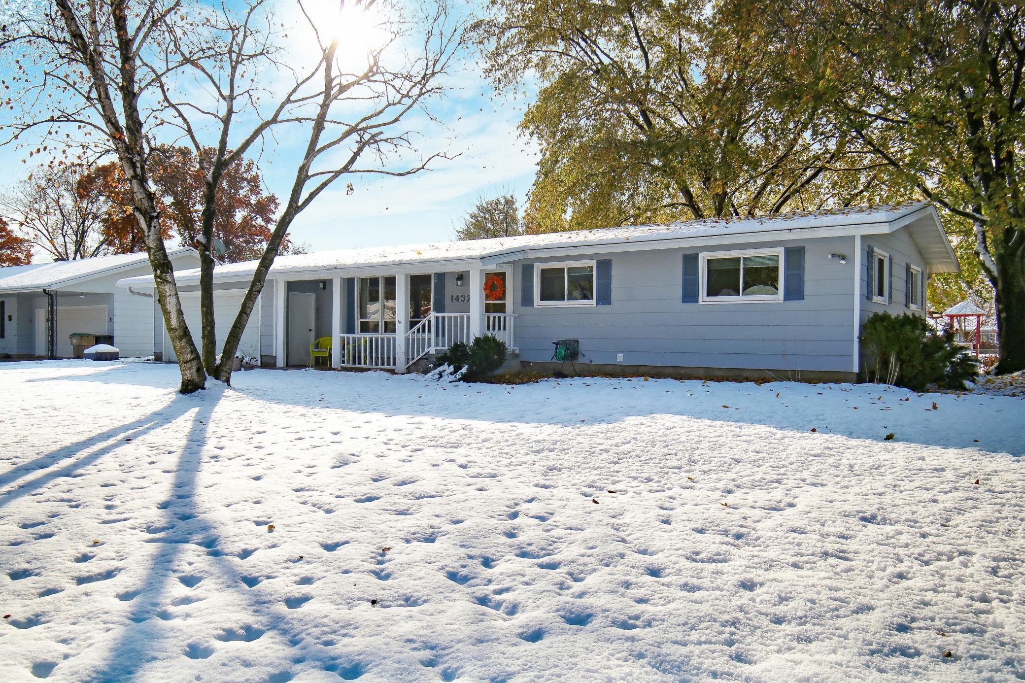 1437 W Willow Street Property Photo - Chippewa Falls, WI real estate listing