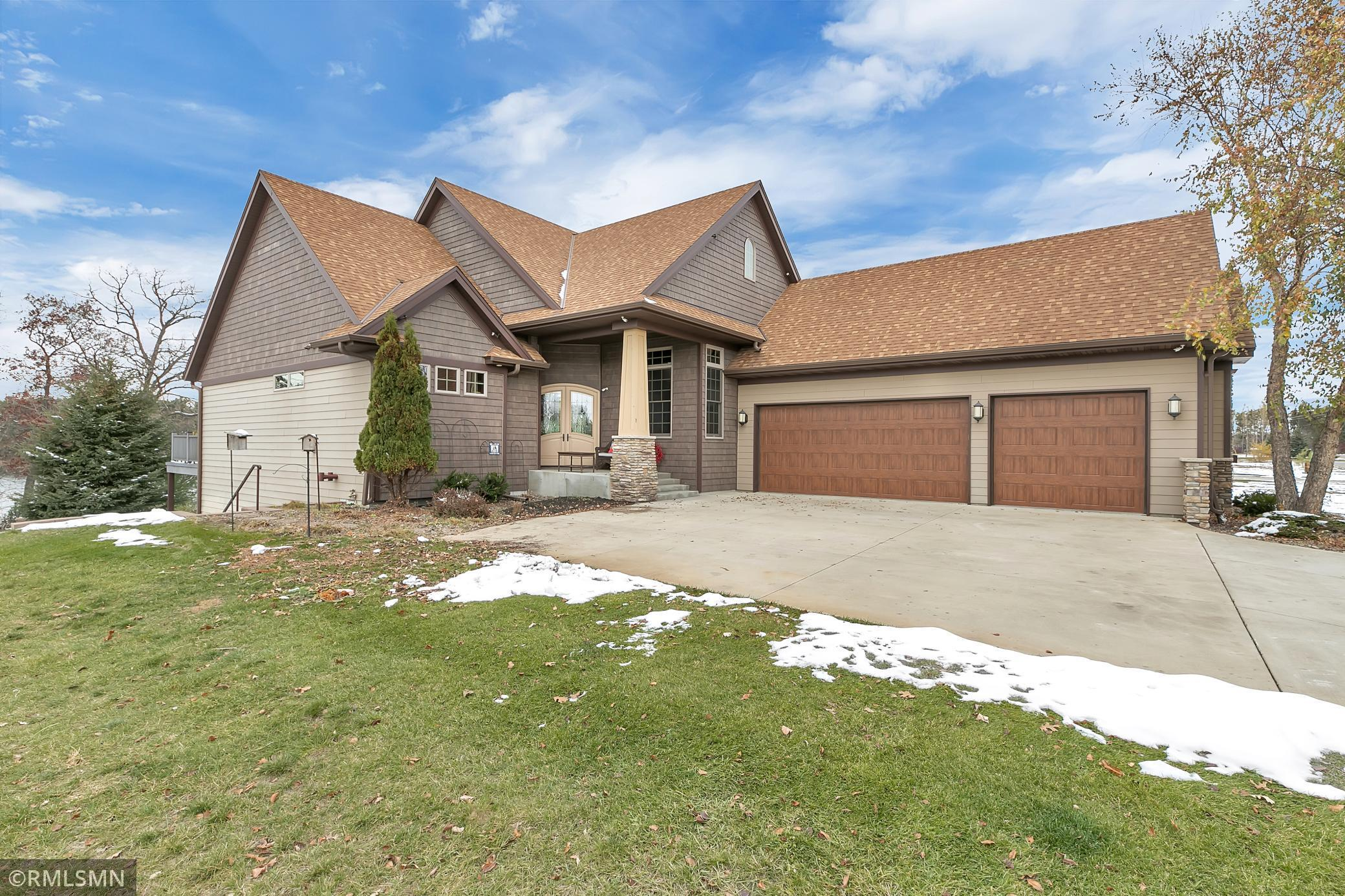 7423 River Bend Court Property Photo - Sauk Rapids, MN real estate listing