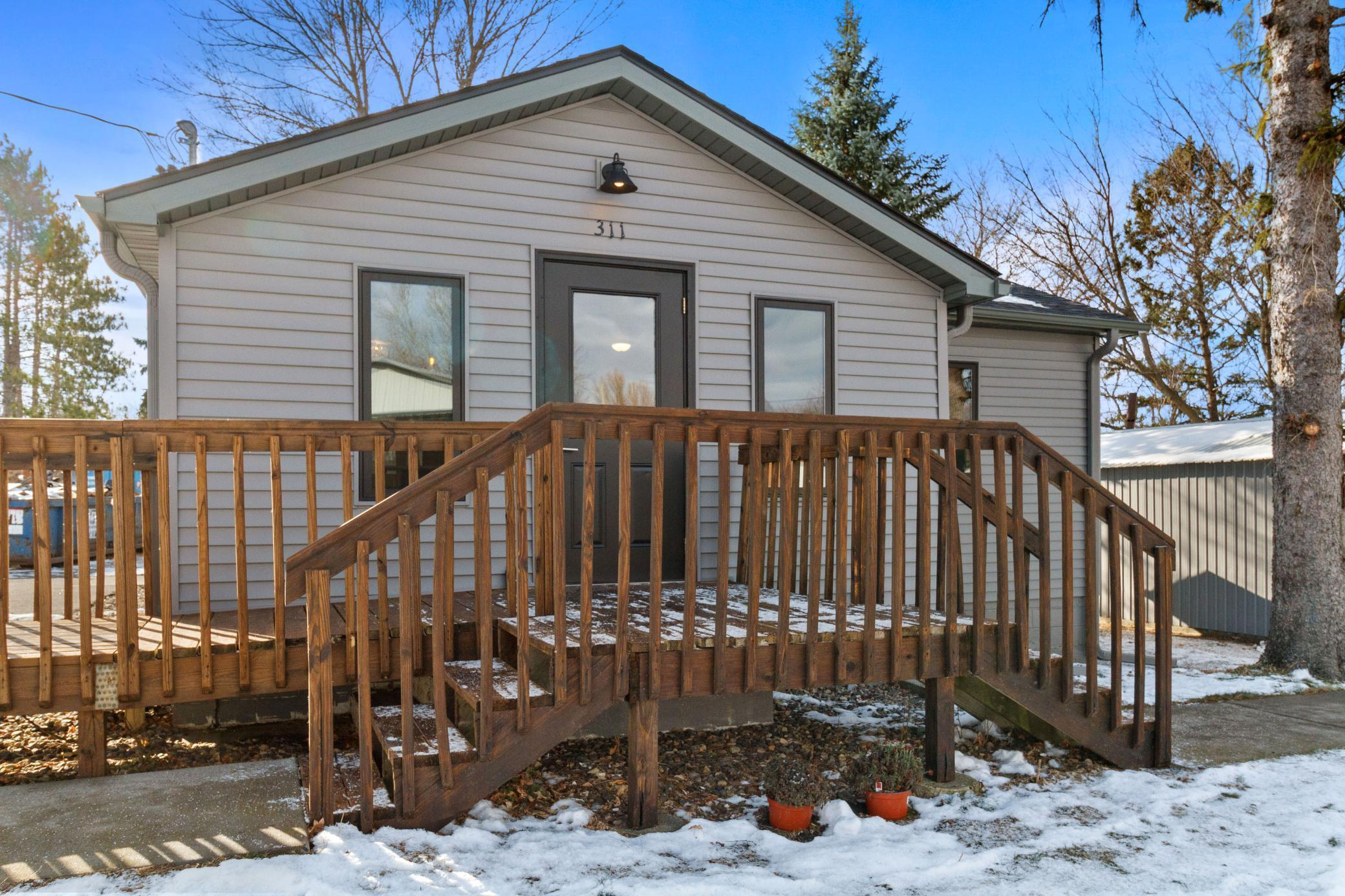311 Division Street W Property Photo - Maple Lake, MN real estate listing