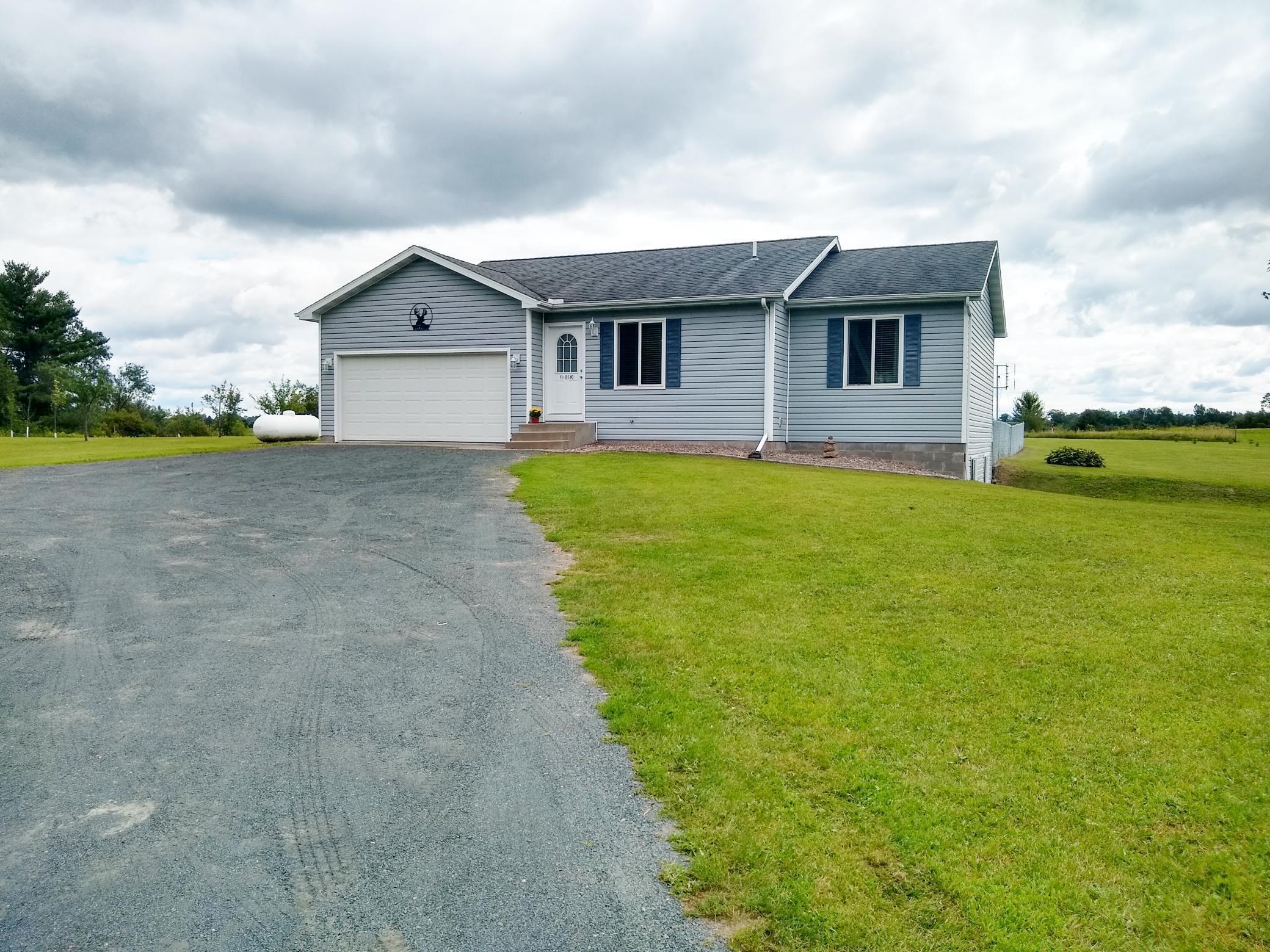 1370 15th Street Property Photo - Turtle Lake, WI real estate listing