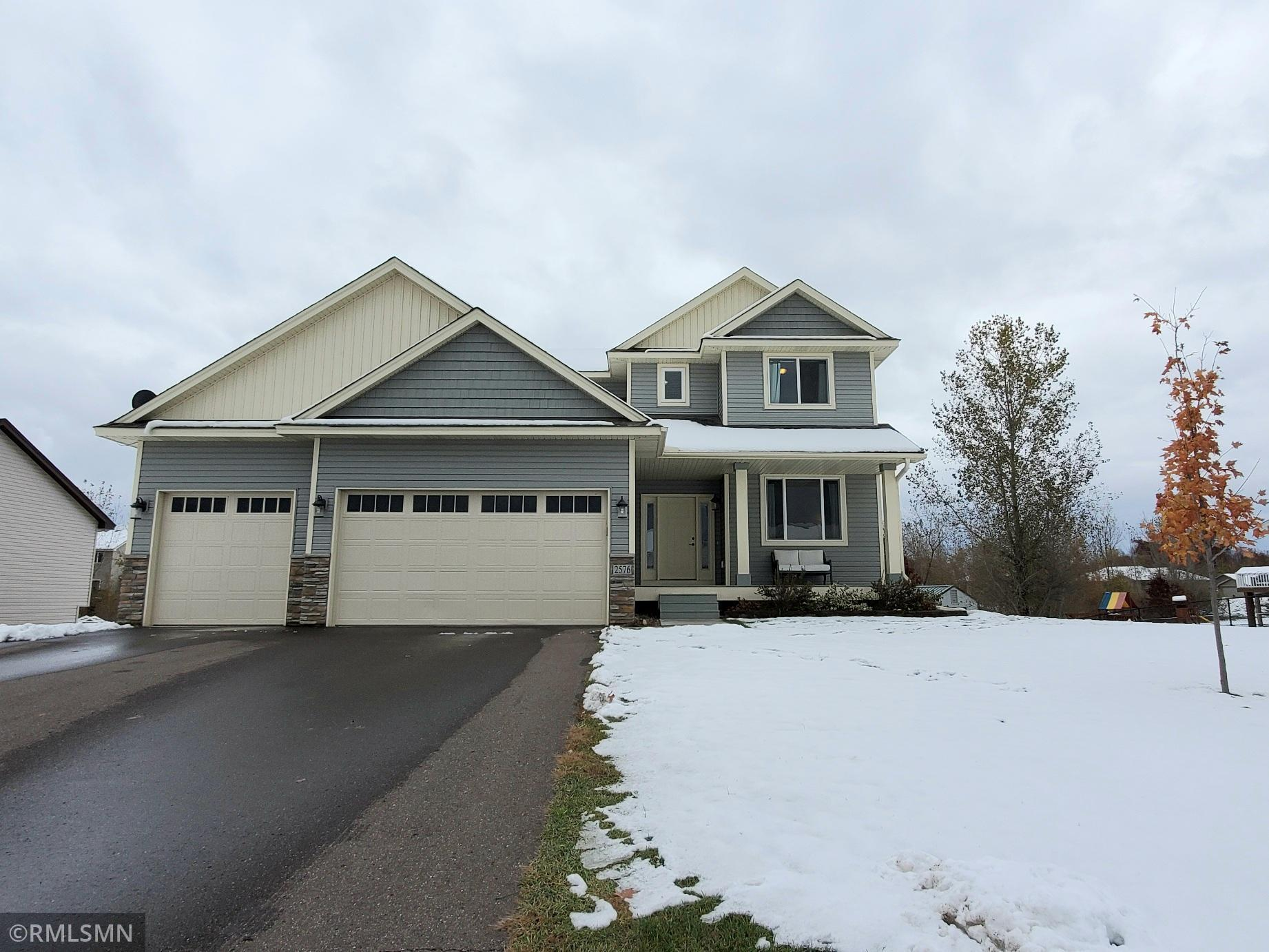 2576 Davis Street S Property Photo - Cambridge, MN real estate listing