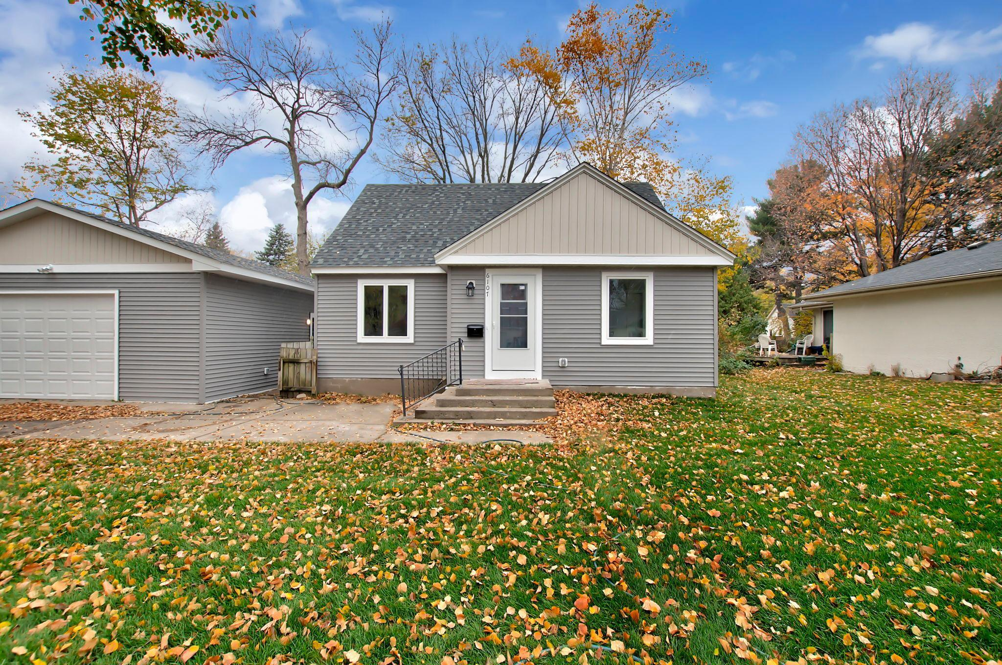 6107 Camden Avenue N Property Photo - Brooklyn Center, MN real estate listing