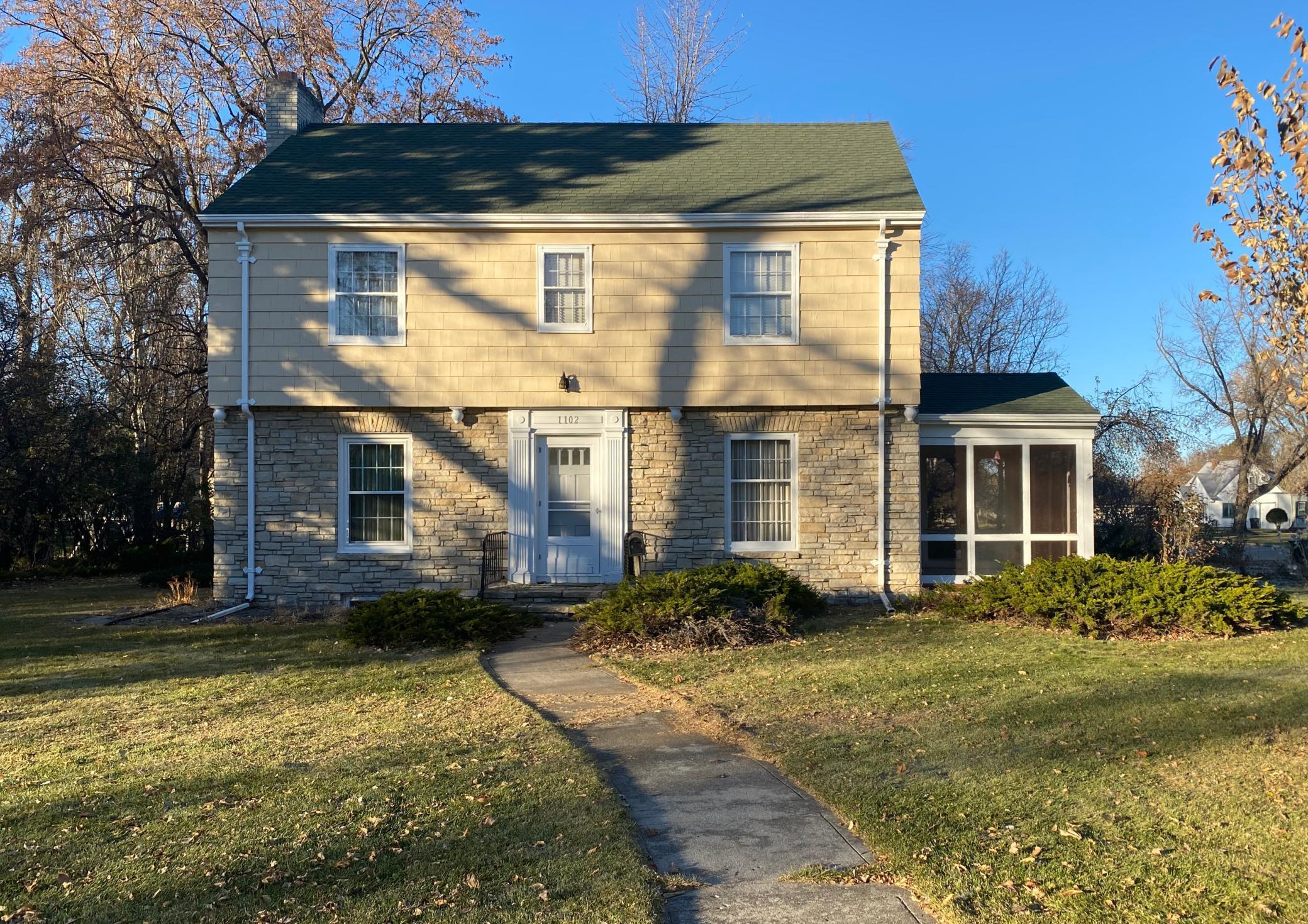 1102 N 4TH Avenue Property Photo - Wheaton, MN real estate listing