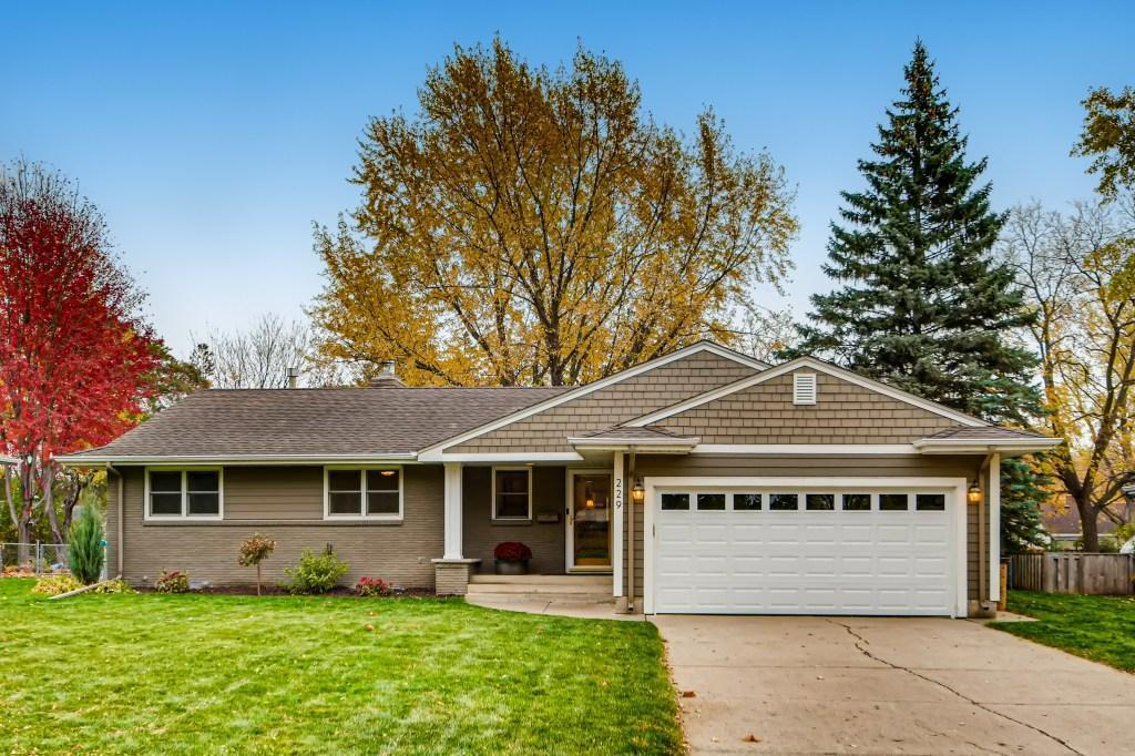 229 Campbell Drive Property Photo - Hopkins, MN real estate listing