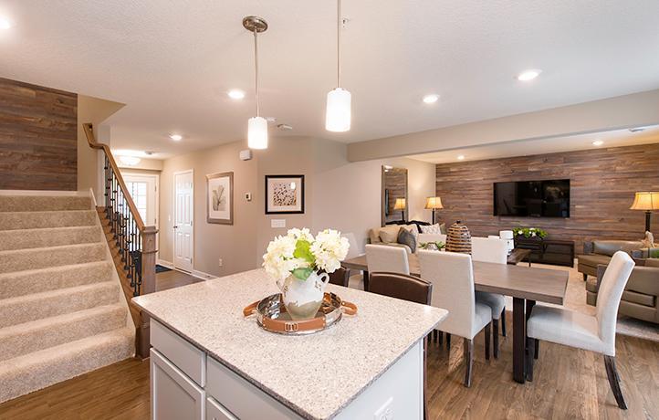 724 Locke Point Drive NE Property Photo - Fridley, MN real estate listing