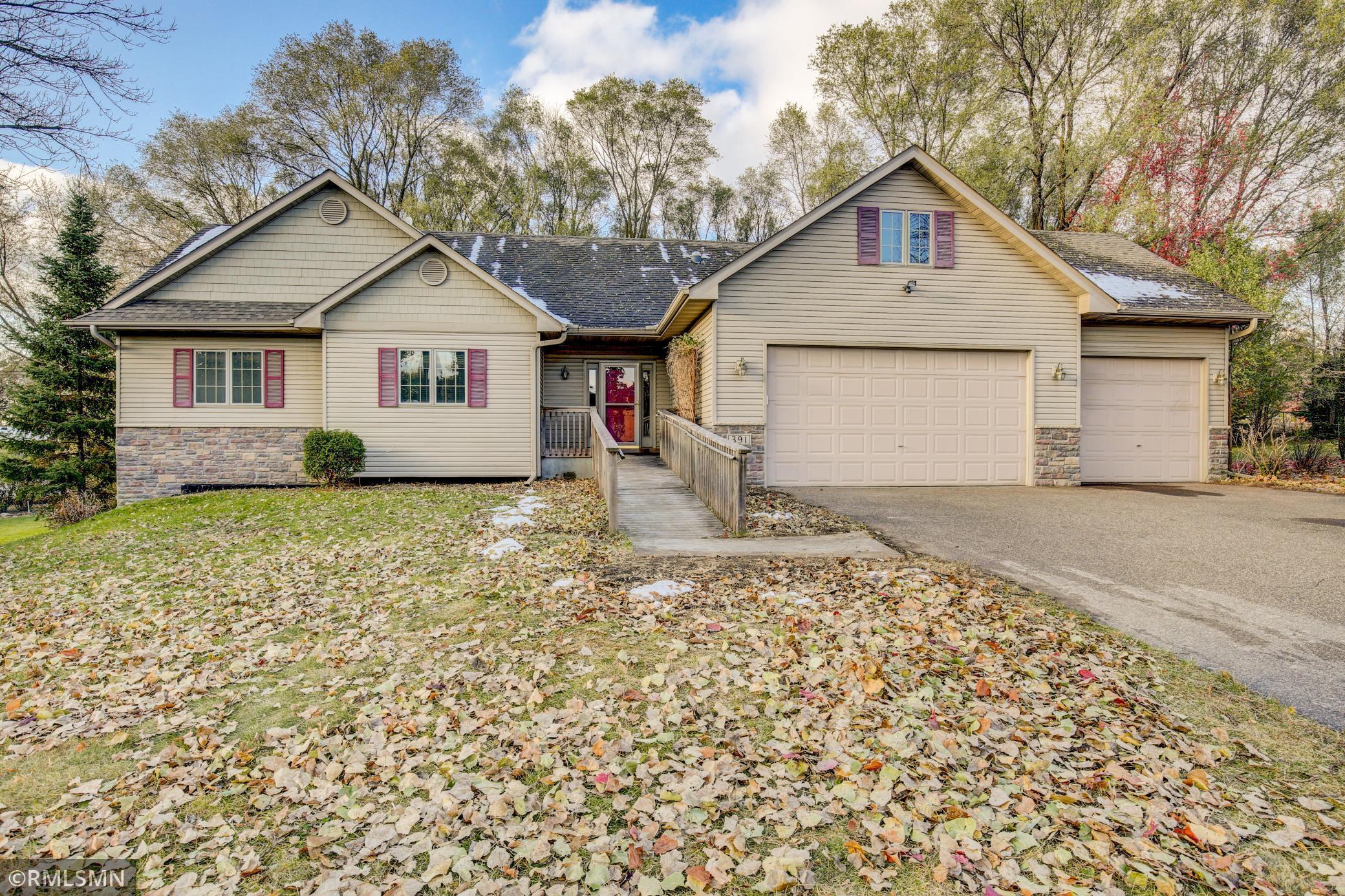 391 Sandhurst Circle Property Photo - Roseville, MN real estate listing