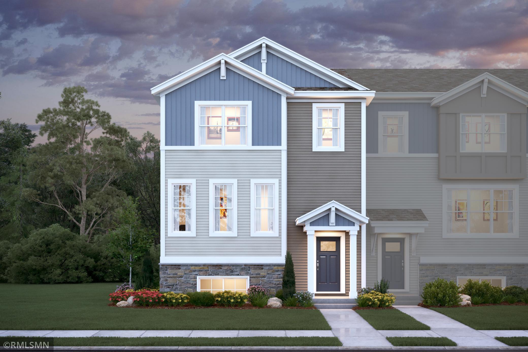 2243 Gateway Curve Property Photo - North Saint Paul, MN real estate listing