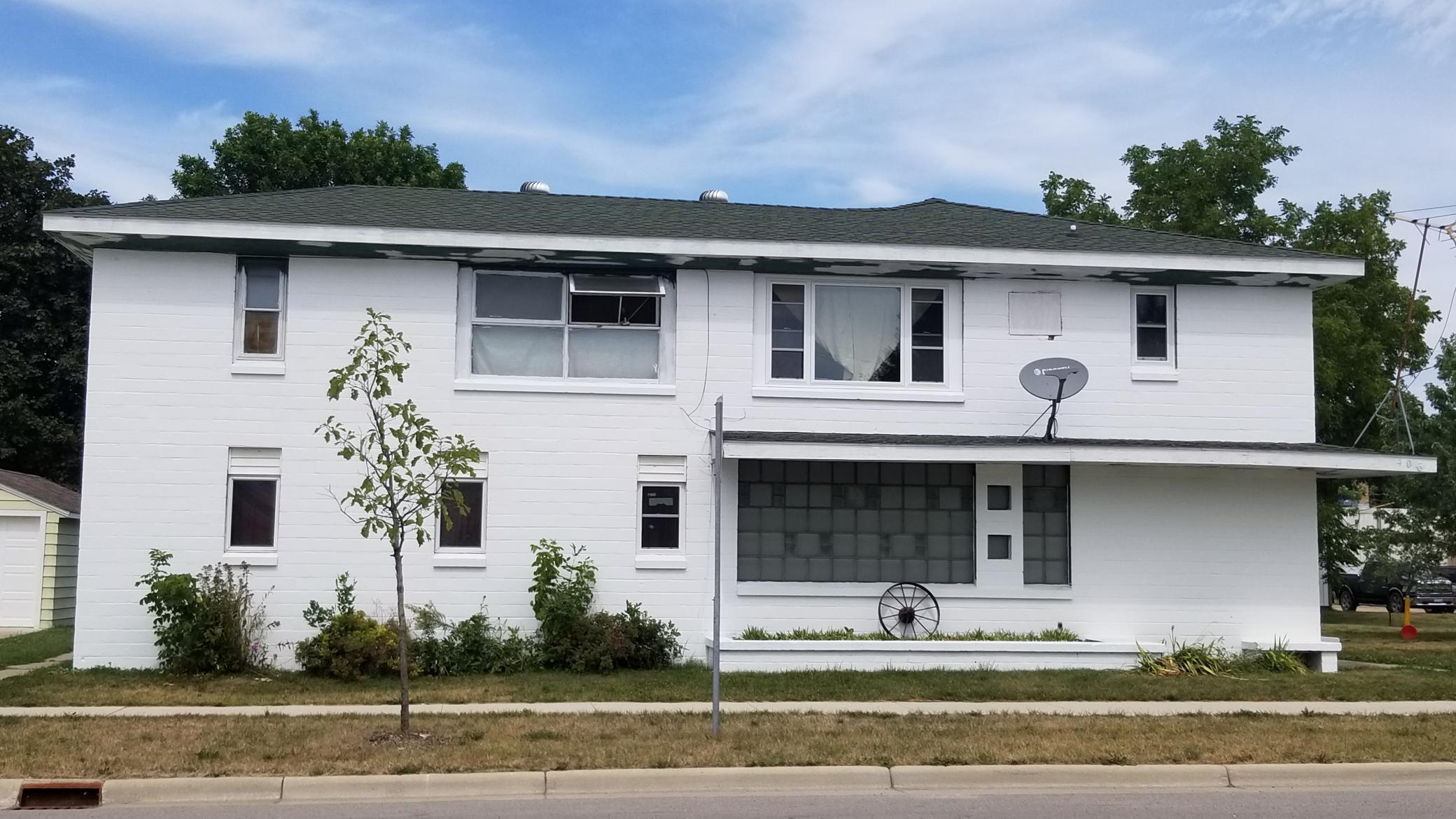 406 W Main Street Property Photo - Adams, MN real estate listing