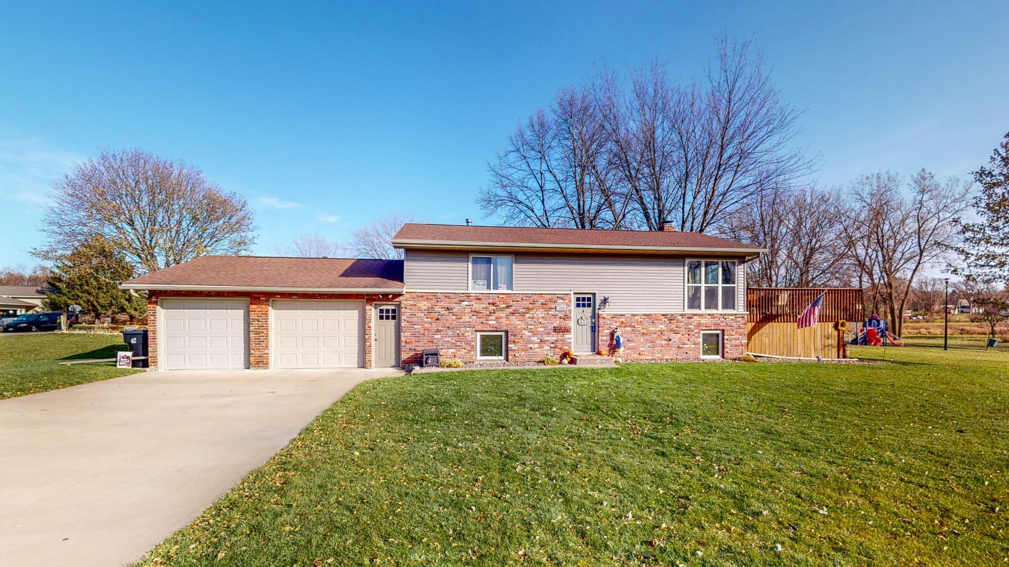 173 Meadowview Drive Property Photo - Saint Charles, MN real estate listing