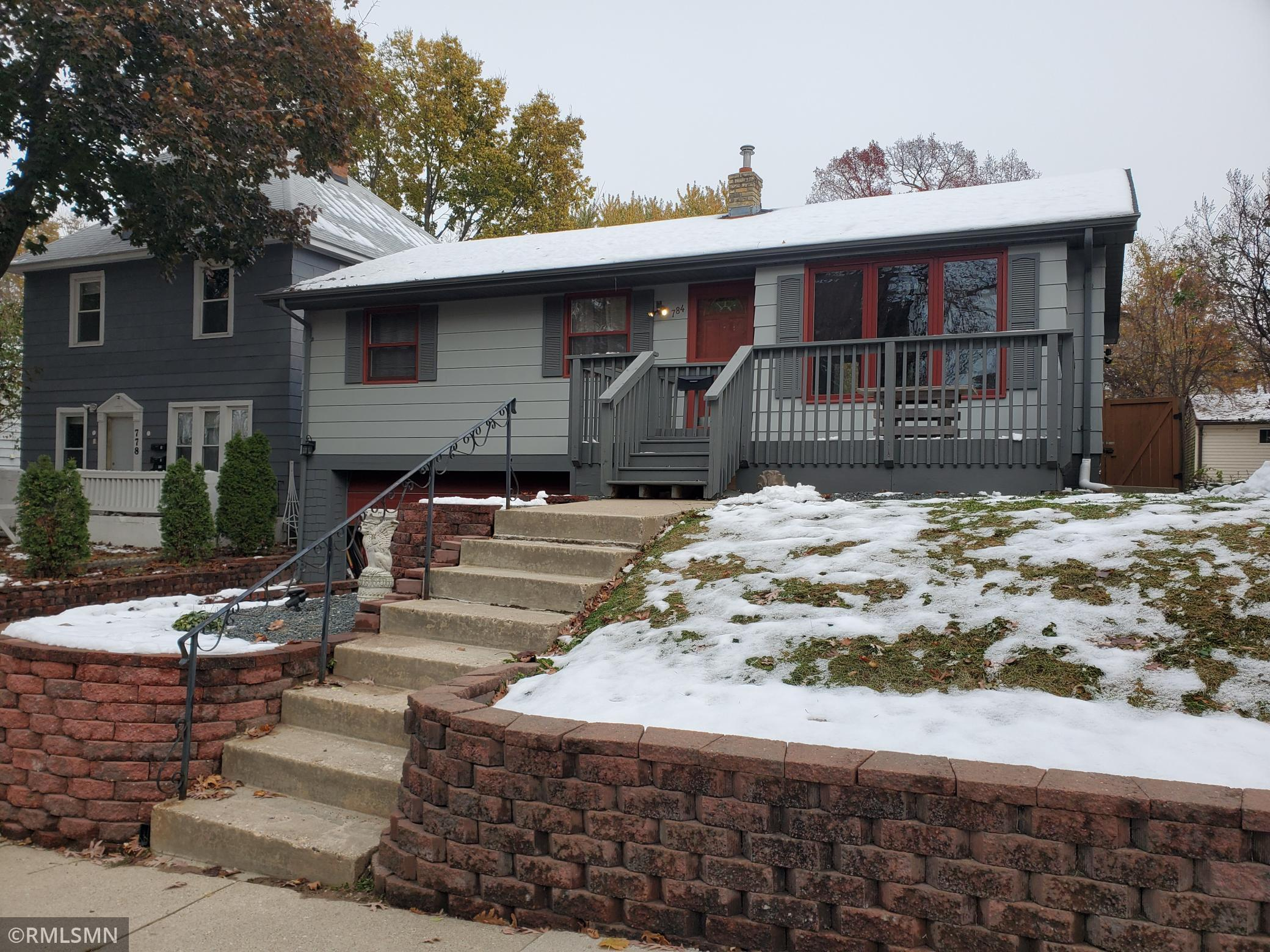 784 Winslow Avenue Property Photo - Saint Paul, MN real estate listing