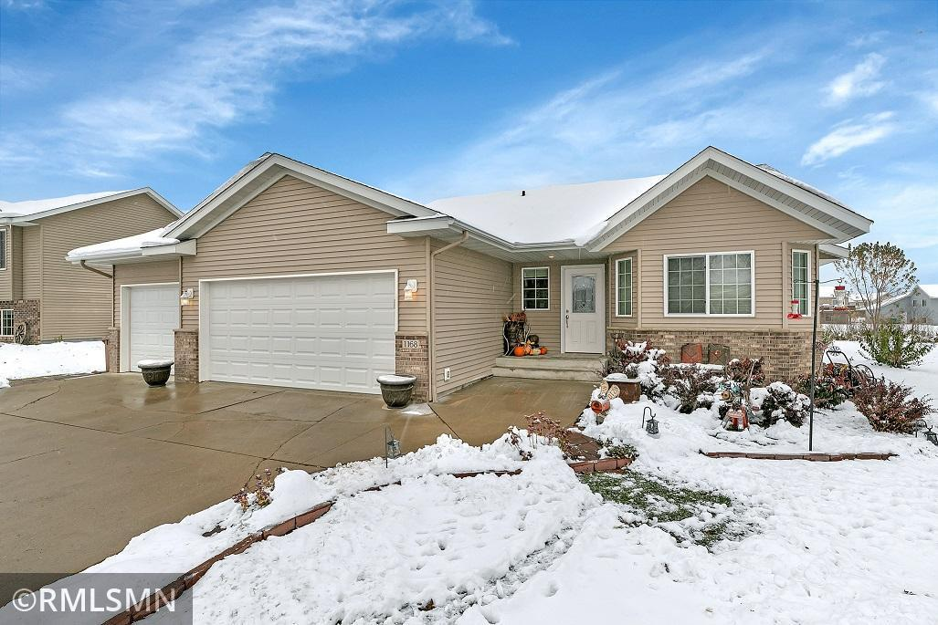 1168 Cranberry Street Property Photo - Albany, MN real estate listing