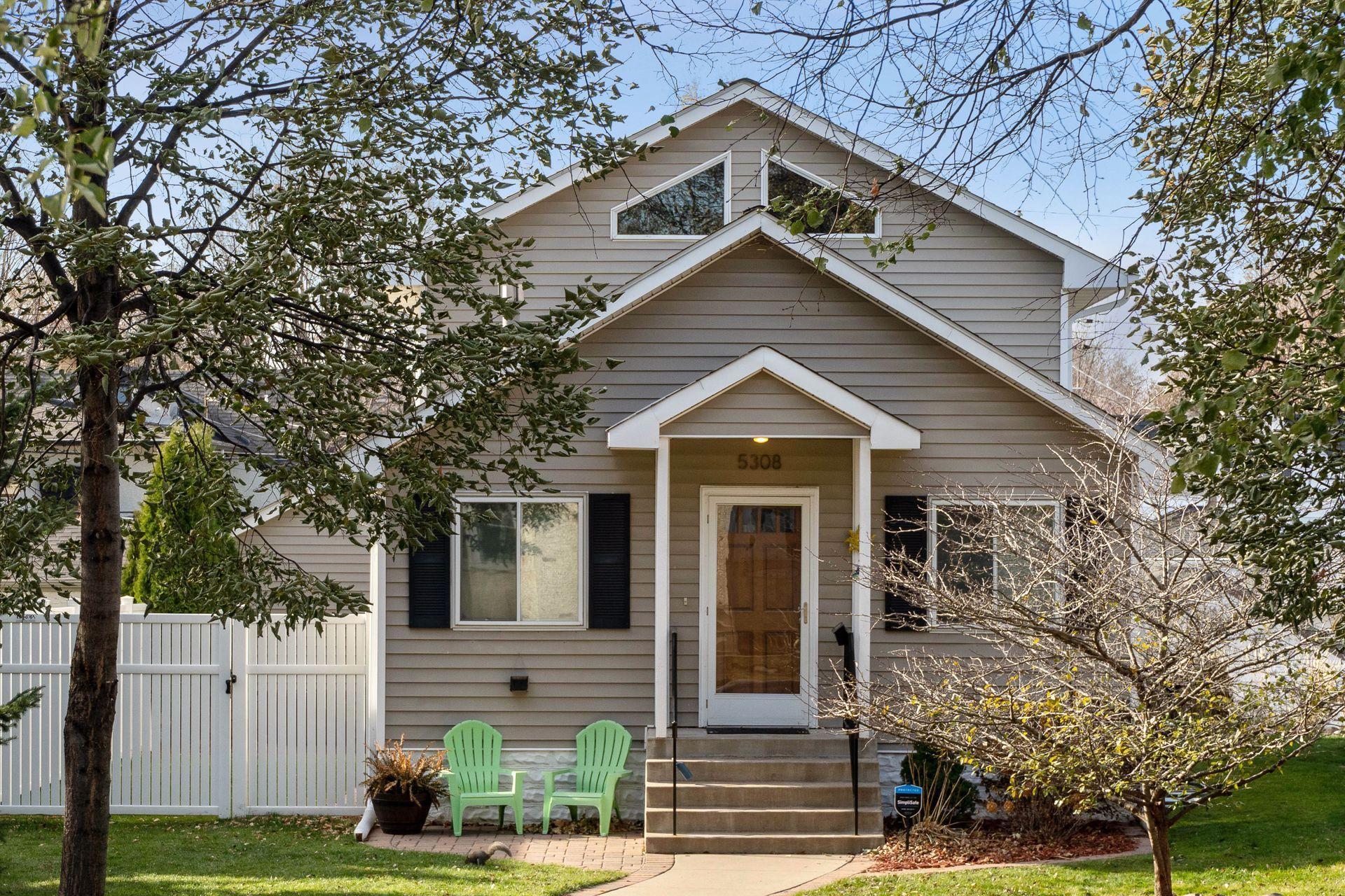 5308 Columbus Avenue Property Photo - Minneapolis, MN real estate listing