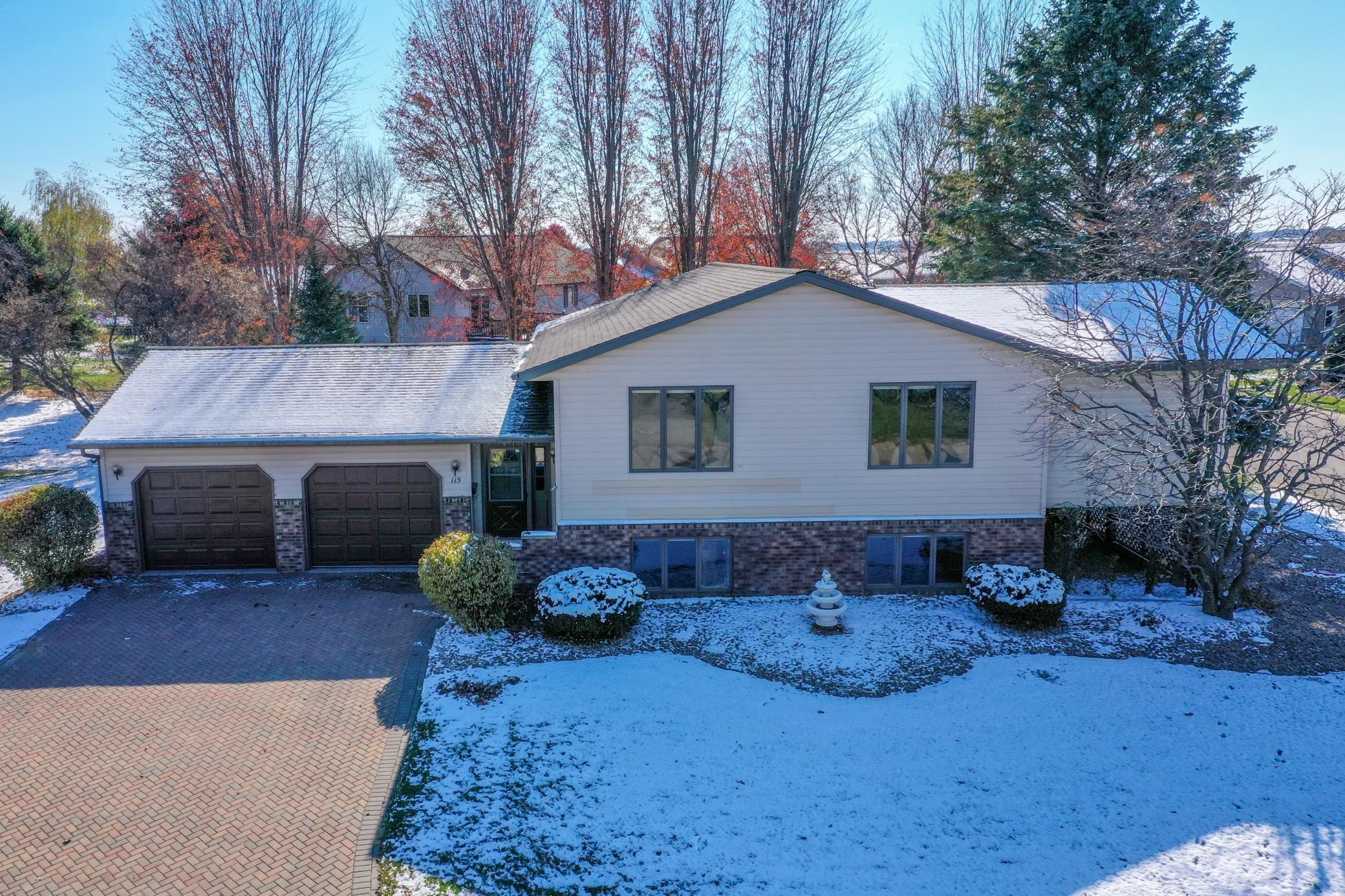 115 Benson Drive Property Photo - Lewiston, MN real estate listing