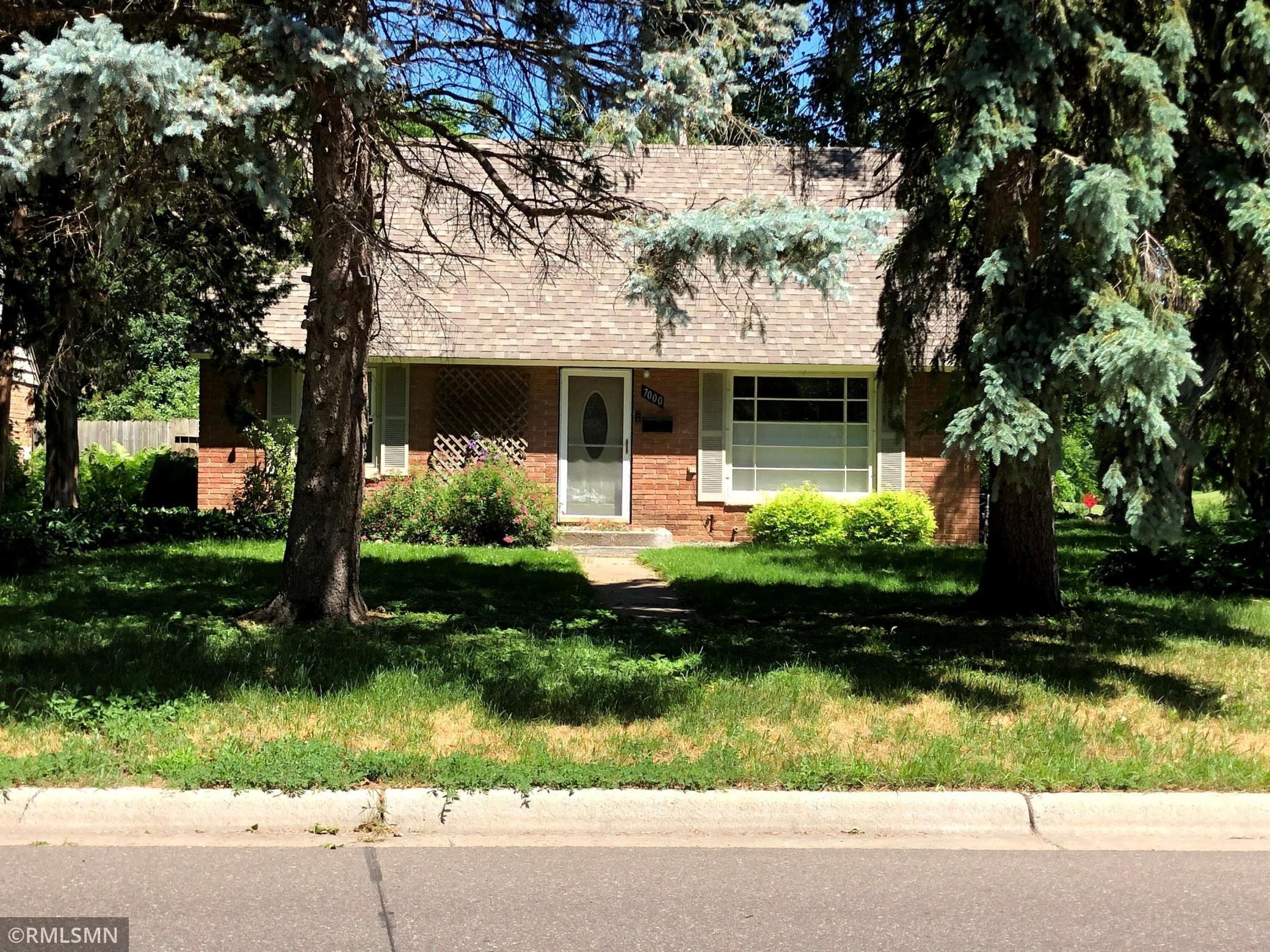 7000 Lombardy Lane Property Photo - Crystal, MN real estate listing