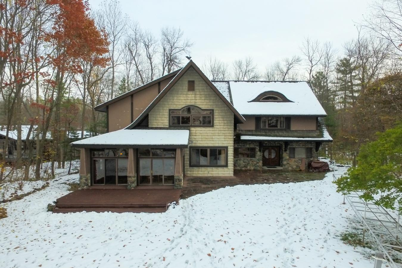 2273 Woodland Shores #A Property Photo - Luck Twp, WI real estate listing
