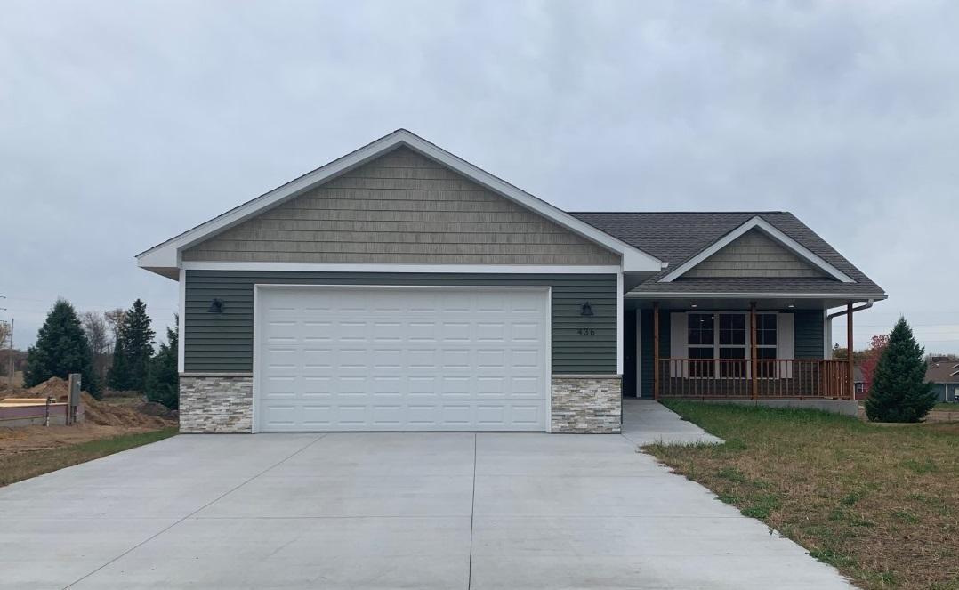 436 Jackson Avenue E Property Photo - Fall Creek, WI real estate listing