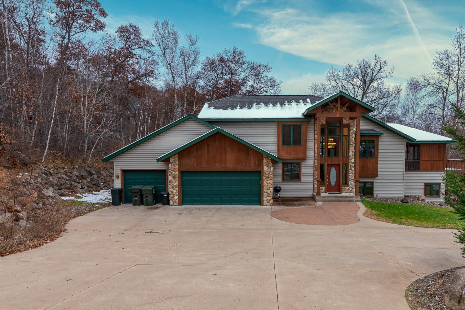 8302 Eagle Lane Property Photo - Breezy Point, MN real estate listing