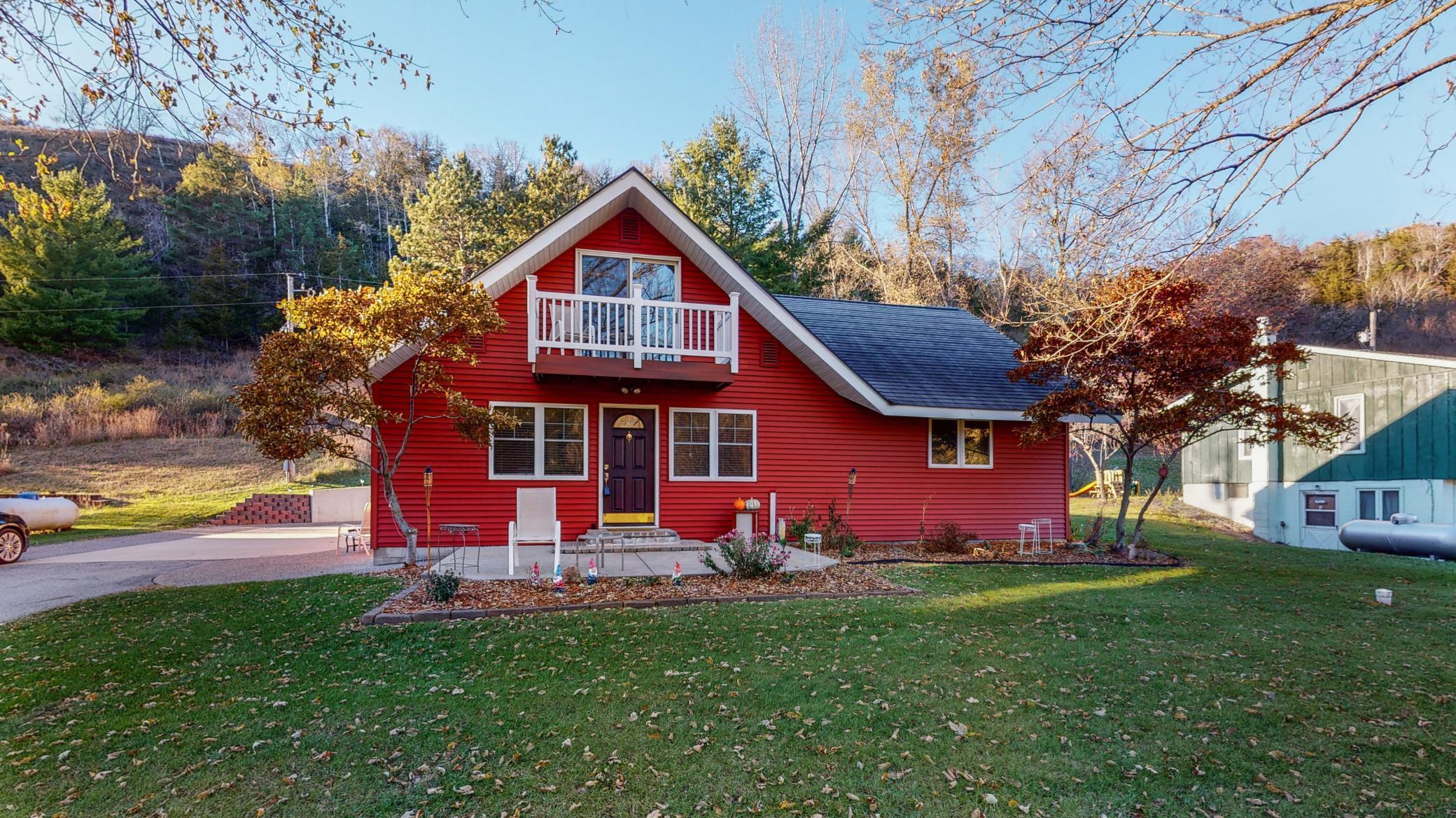 45711 N Money Creek Road Property Photo - Rushford, MN real estate listing