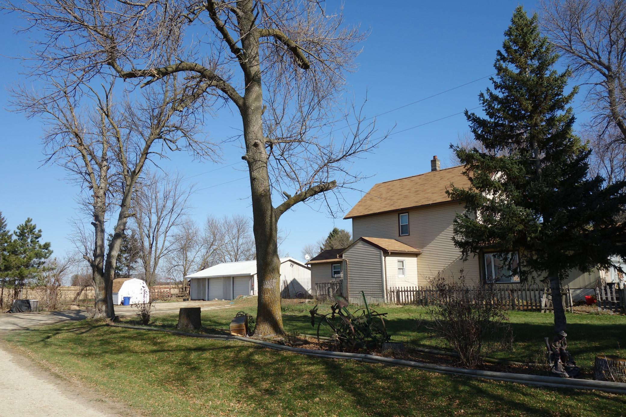16890 575th Street Property Photo - West Concord, MN real estate listing