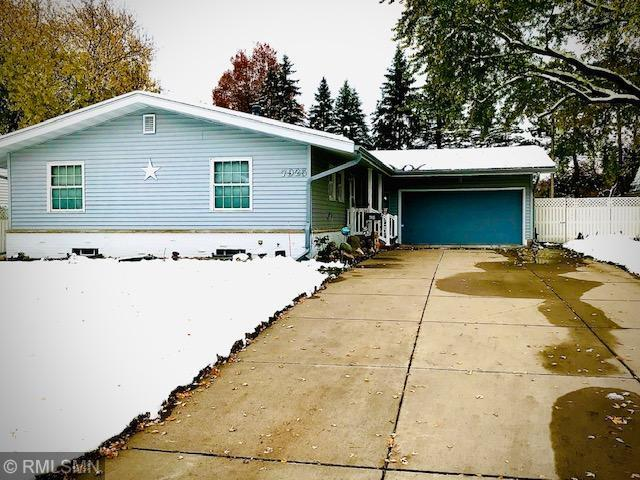 7925 38 1/2 Avenue N Property Photo - New Hope, MN real estate listing